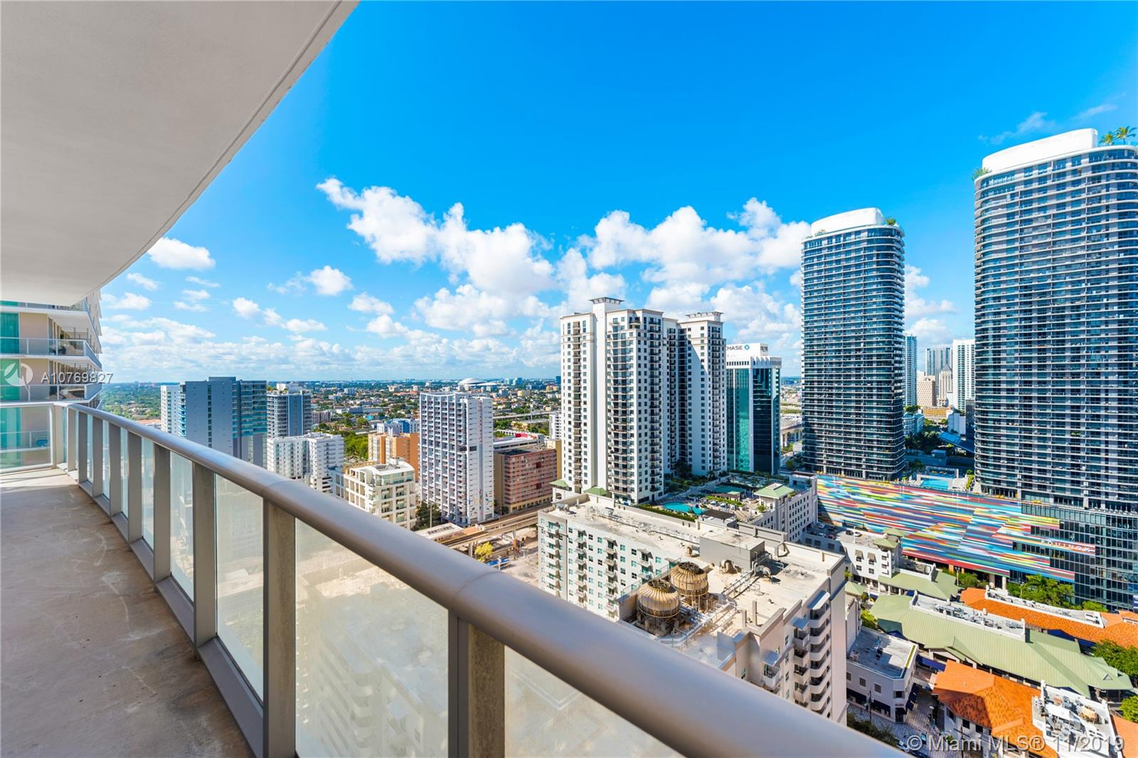 Best priced 2 bed, 2 bath unit at Millecento with low HOA fees! This 2015 condo created by Carlos Ott and designed by Pininfarina features a spacious floor-plan, open skyline views with lots of natural light, impact resistant windows and doors, a large balcony and Italian cabinetry. 1 Assigned Parking on 5th Floor and Valet Parking available for guests or second spot. Resort Style Amenities include a rooftop pool, larger pool on 9th Floor, Fitness Center, Kids Room, Club Room with Billiards table and room to entertain, theatre and sauna. Enjoy the Brickell lifestyle - centrally located to restaurants, shops, supermarkets, Mary Brickell Village, Brickell City Centre, Metrorail & Metromover. Rented until 6/30/2020. Building has reserves!