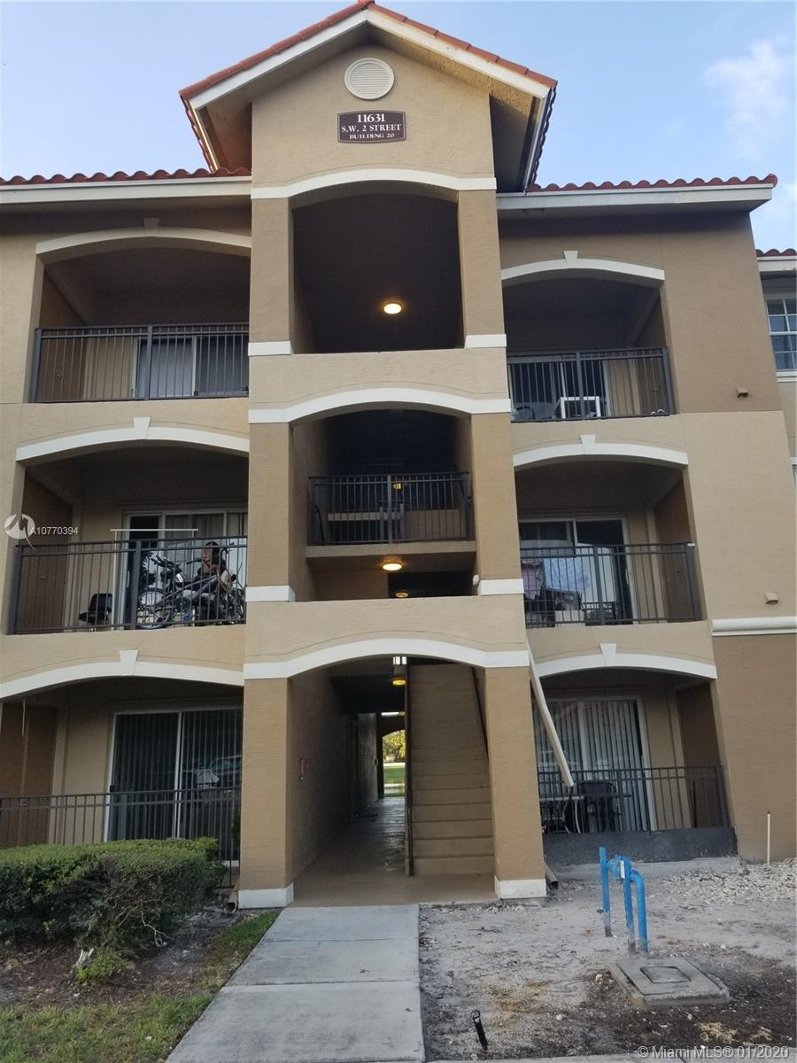 11631 SW 2nd St #20307 For Sale A10770394, FL