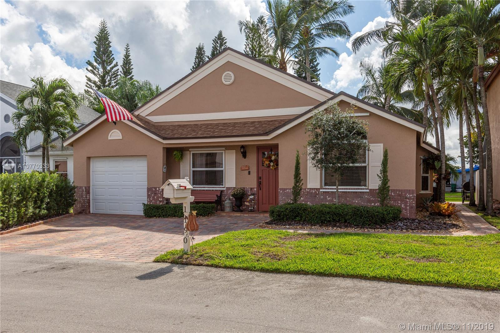 1190 SW 108th Way  For Sale A10770333, FL