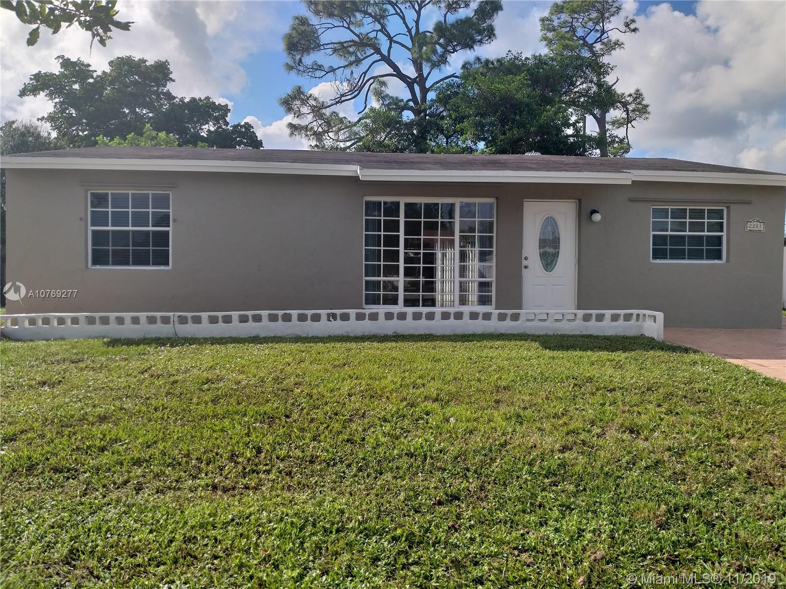 Undisclosed For Sale A10769277, FL