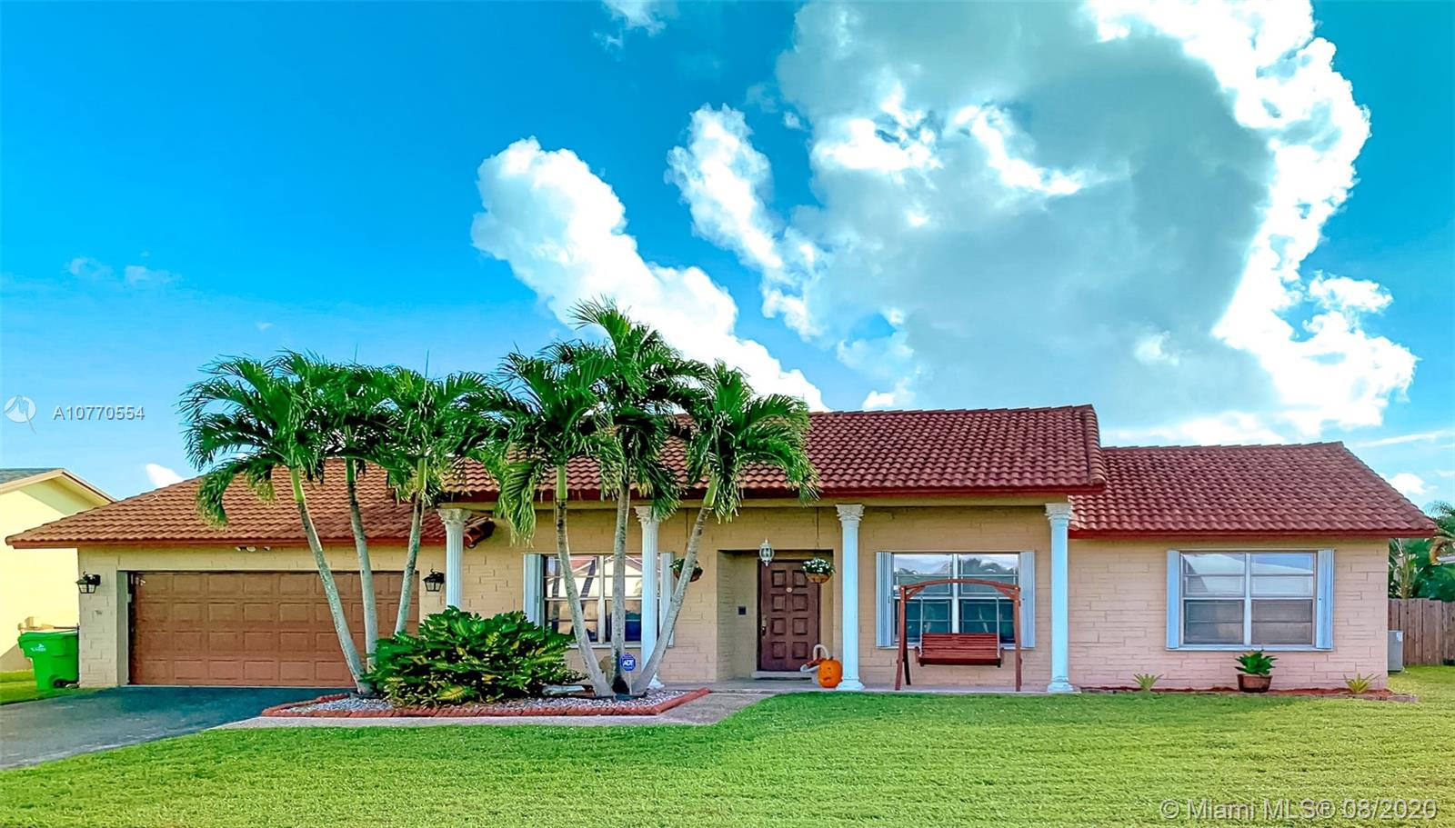 926 NW 133 Ave  For Sale A10770554, FL