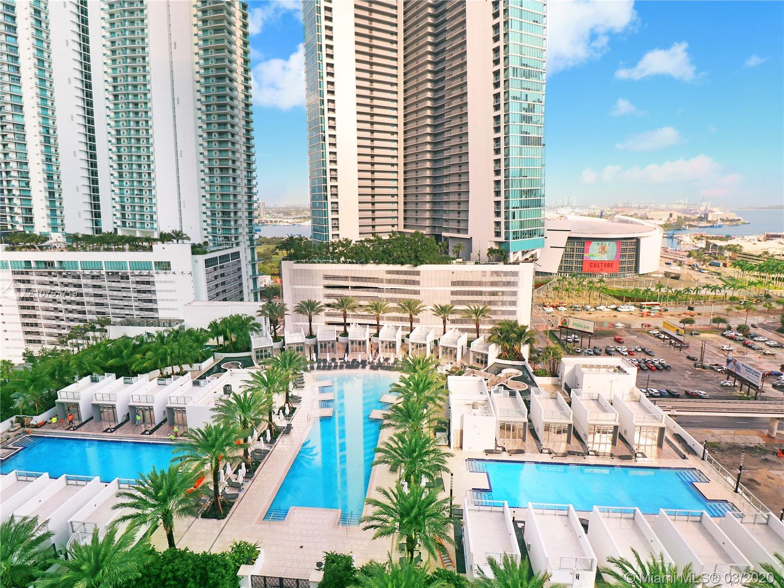851 NE 1st Ave #1609 For Sale A10757719, FL