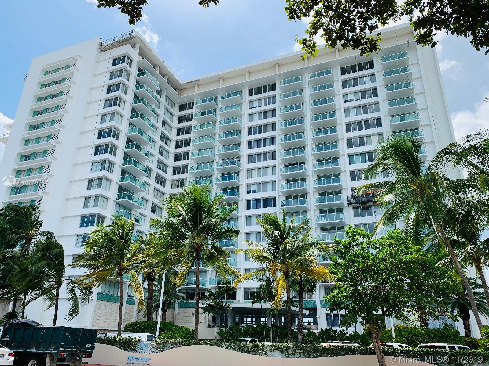 1000  West Ave #906 For Sale A10770687, FL