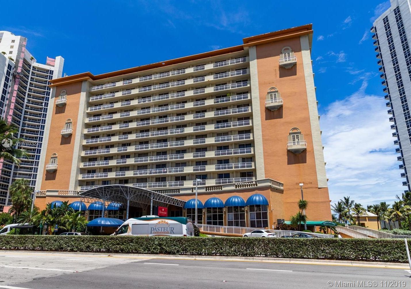 19201  Collins Ave #732 For Sale A10769323, FL