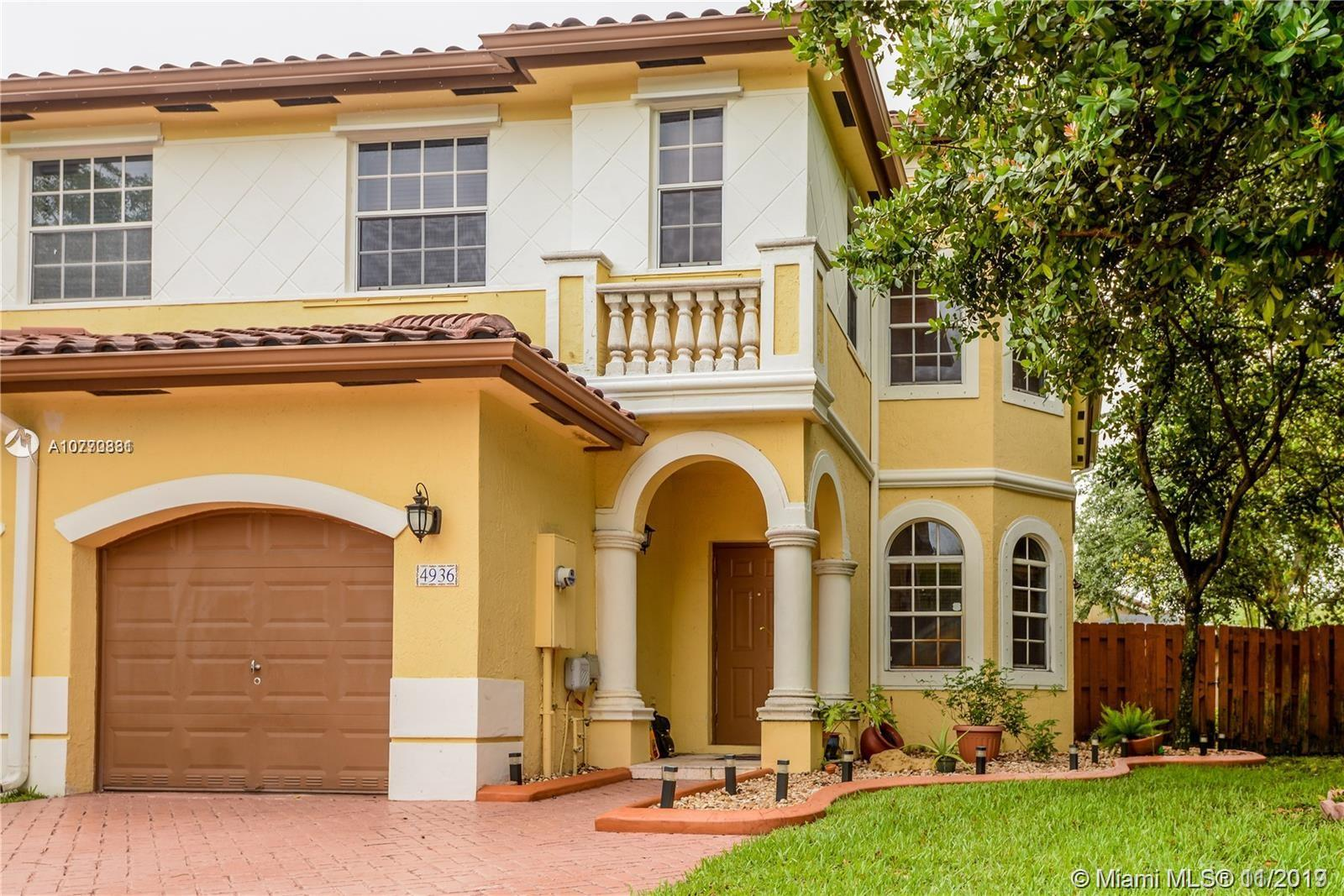4936 S W 136th Ave #4936 For Sale A10770831, FL