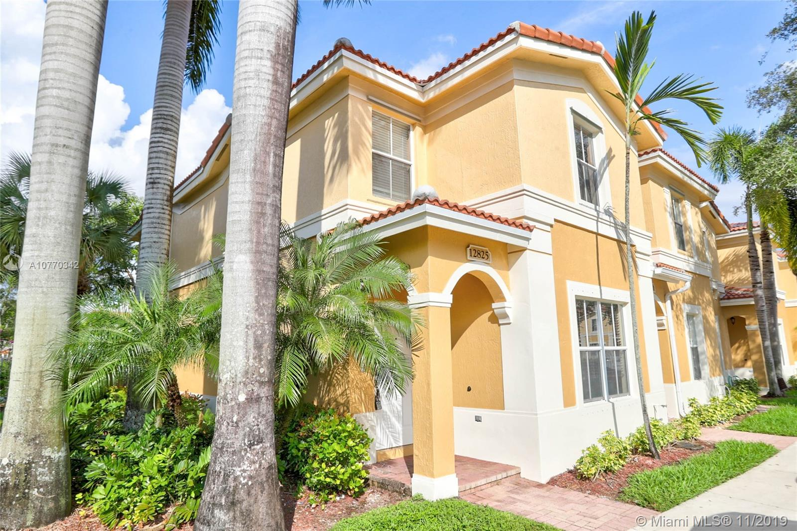 12825 S W 30th #107 For Sale A10770342, FL