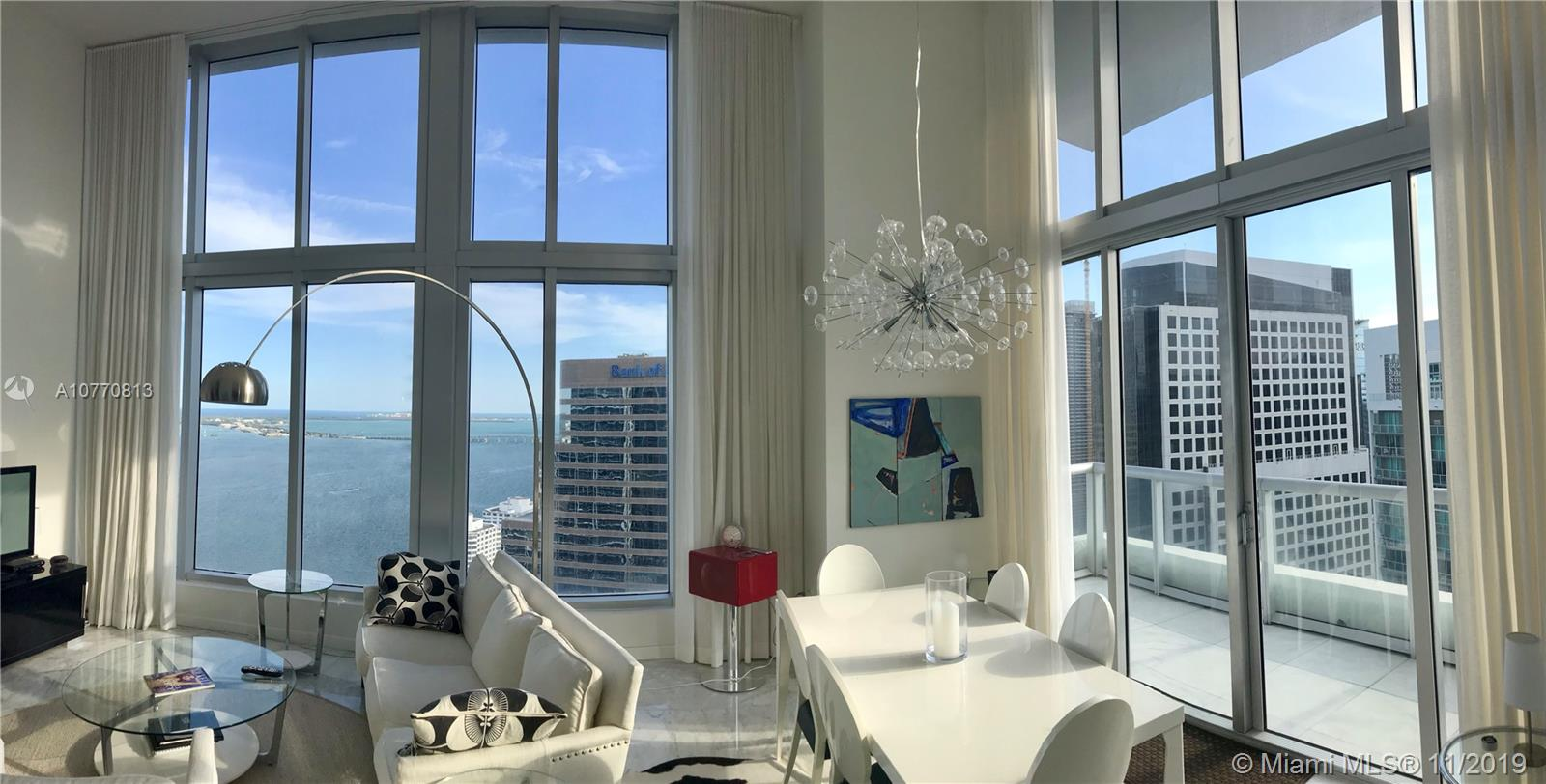 485  Brickell Ave #4008 For Sale A10770813, FL
