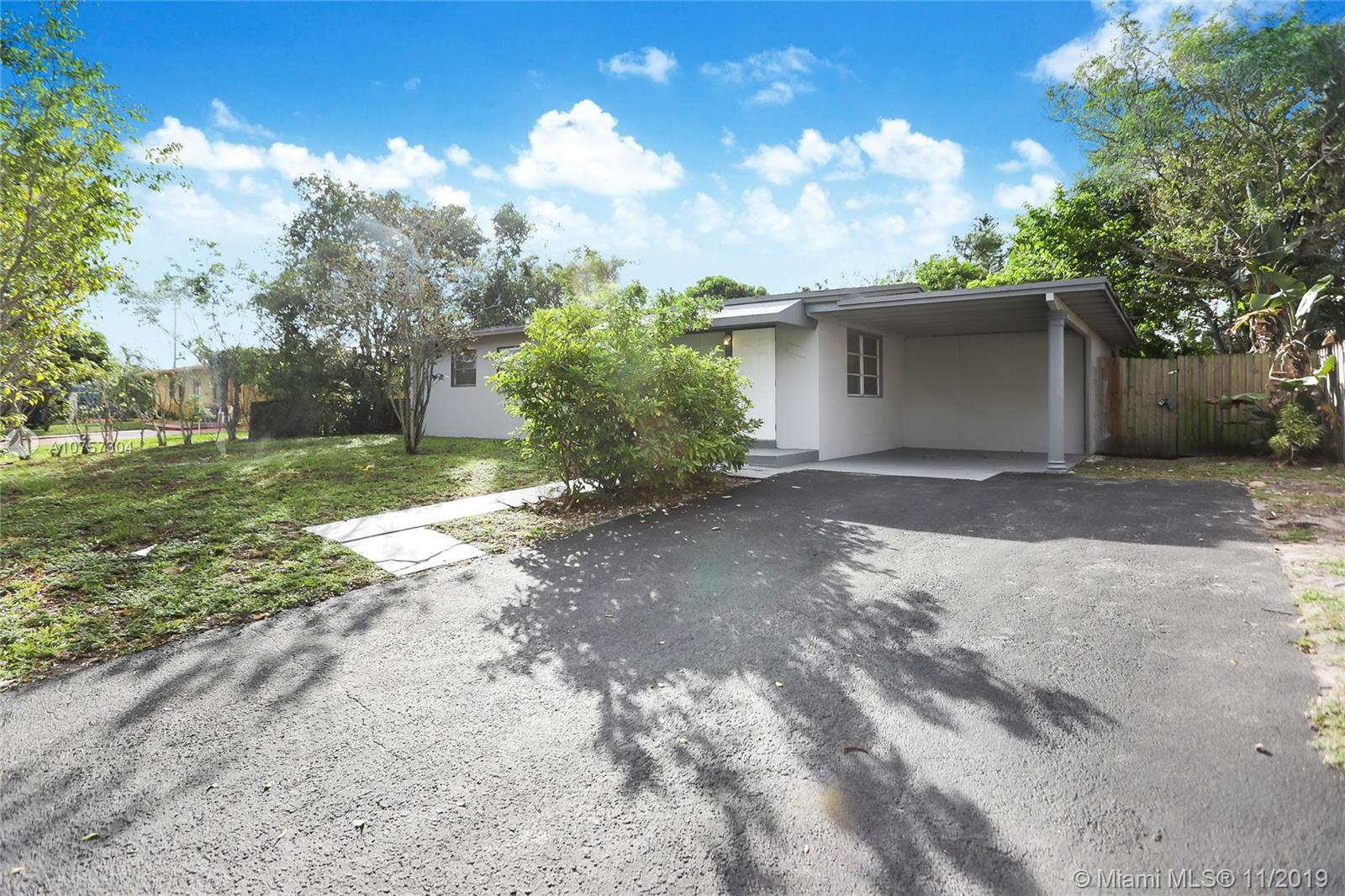 2924 S W 11th Ct  For Sale A10757304, FL