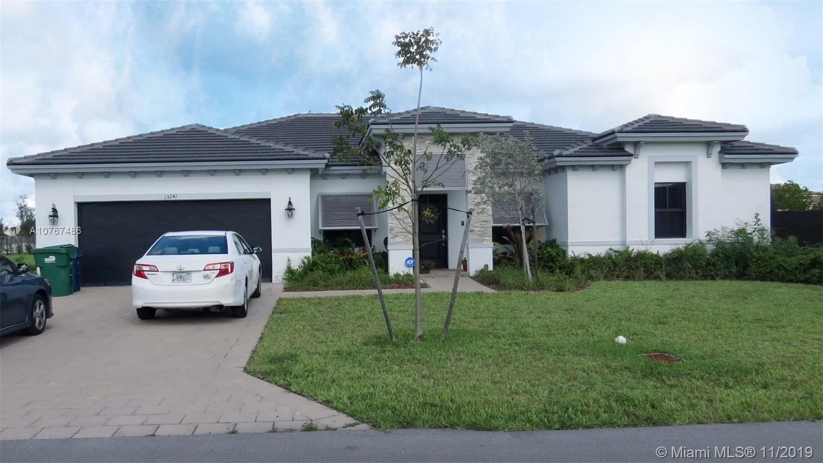 13241 SW 213th Ter  For Sale A10767486, FL