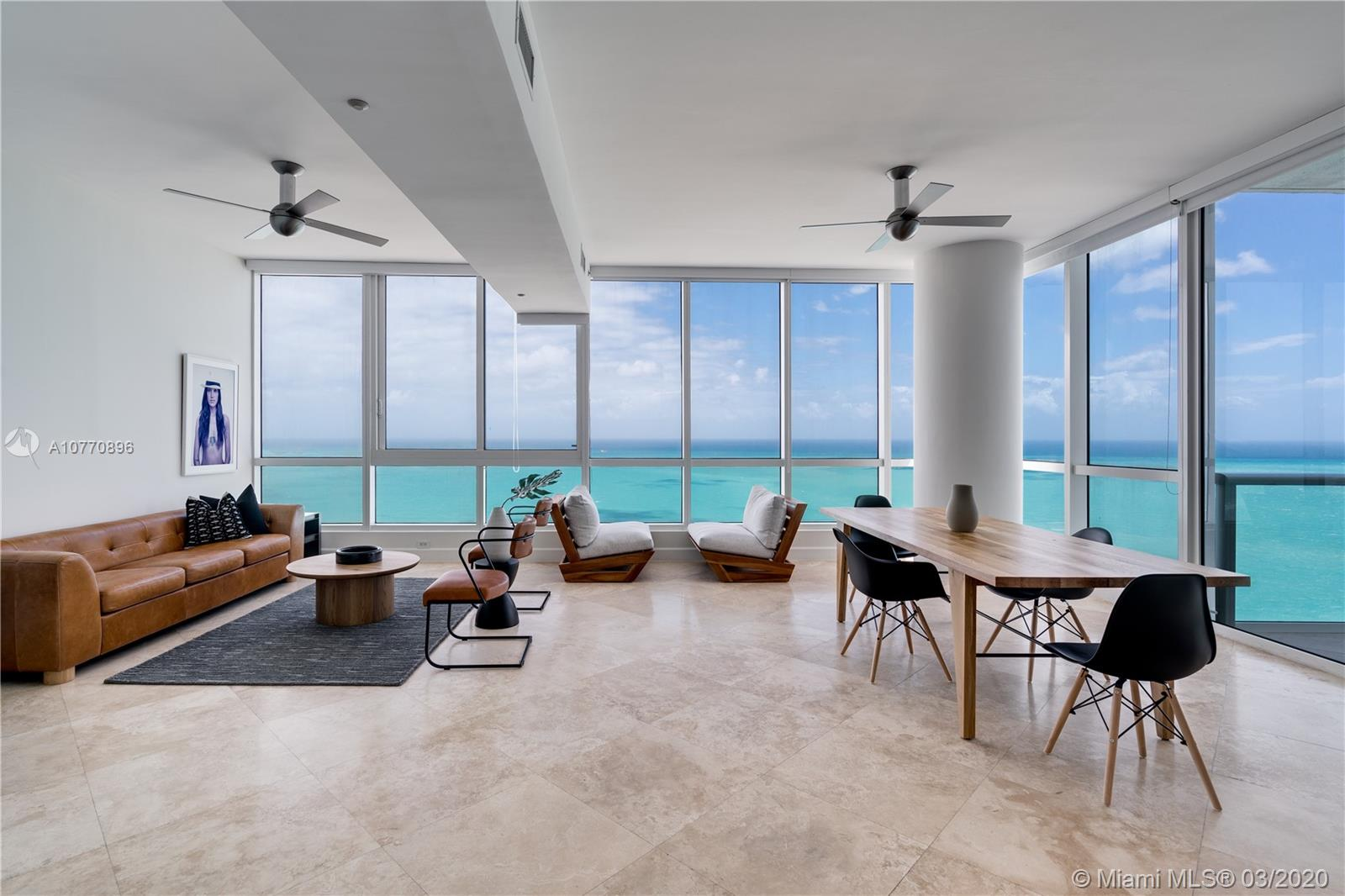 100 S Pointe Dr #3905 For Sale A10770896, FL