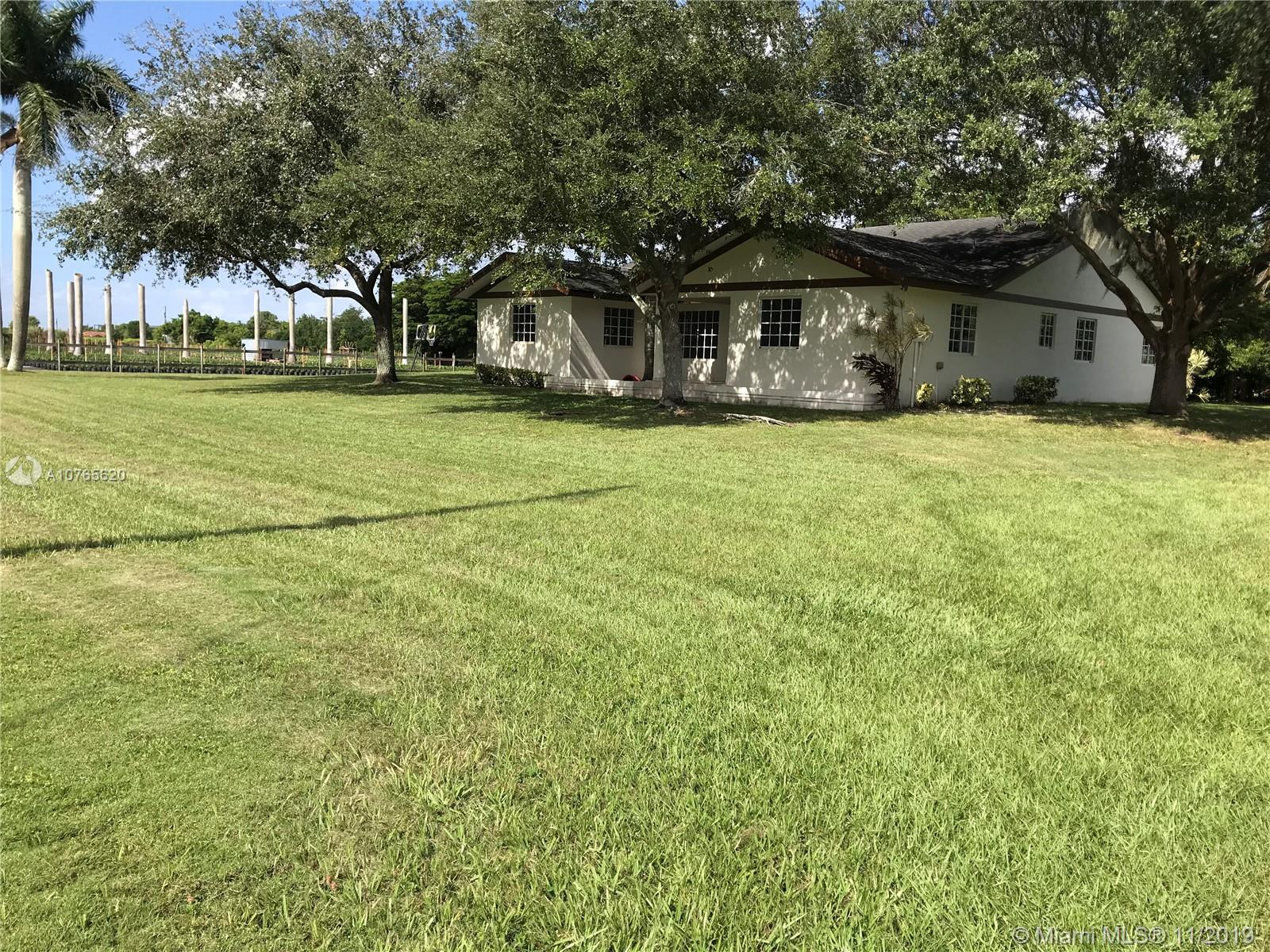 22171 SW 274th St  For Sale A10765620, FL