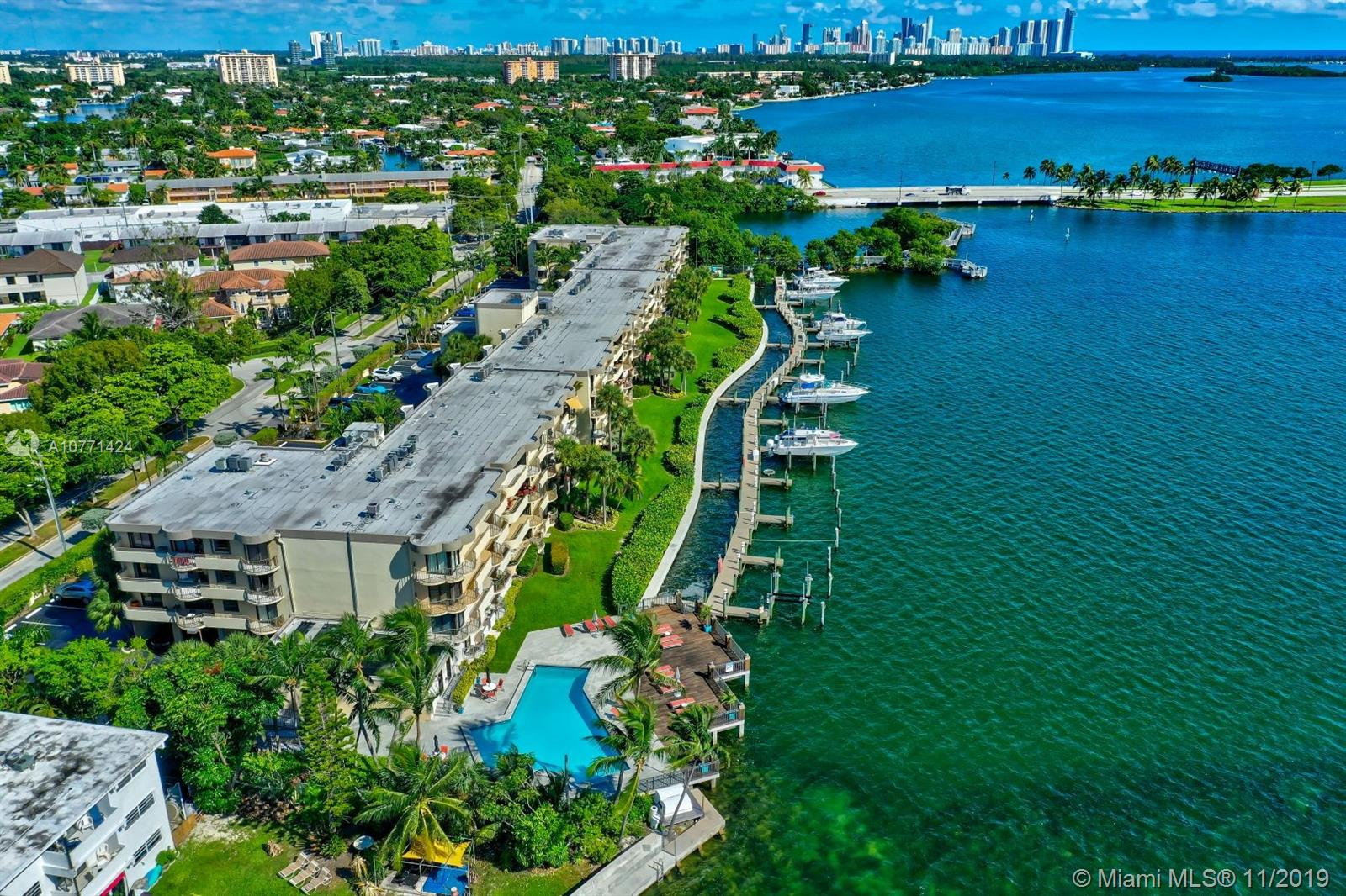 12000 N Bayshore Dr #301 For Sale A10771424, FL