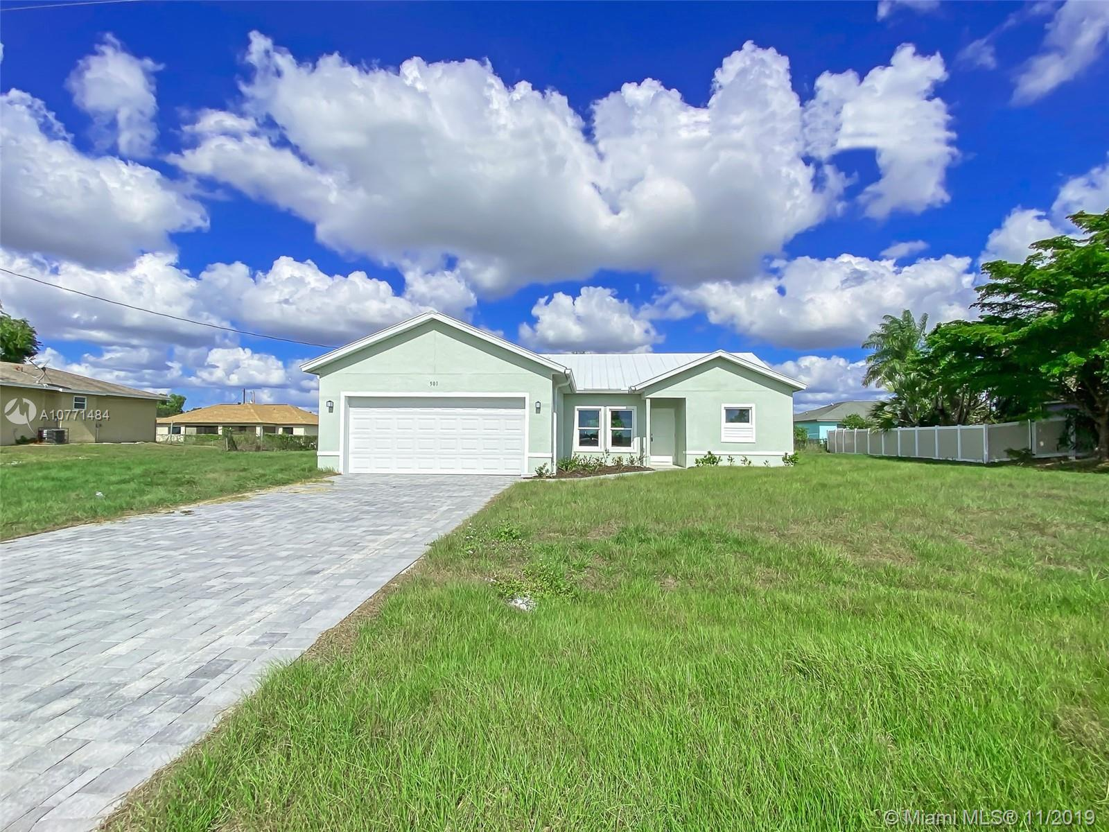 501 NW 3rd St, Other City - In The State Of Florida, FL 33993