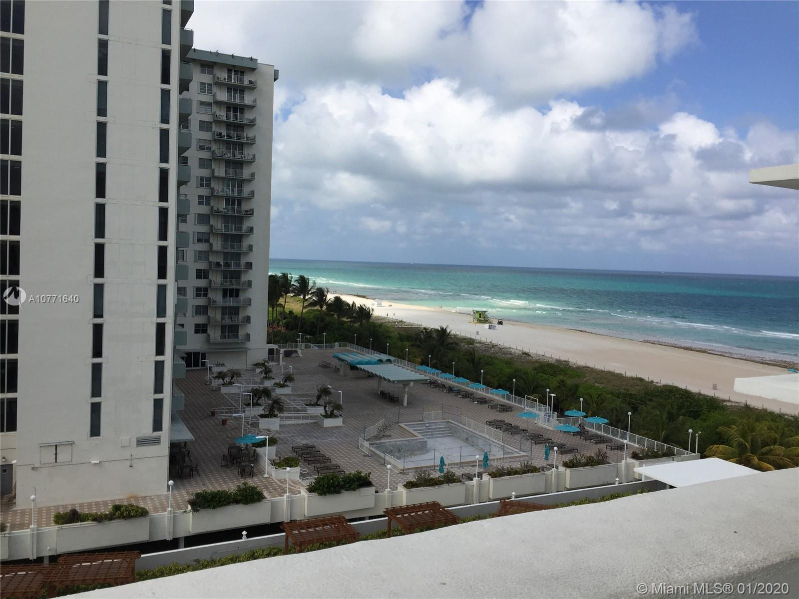 5601  Collins Ave #825 For Sale A10771640, FL