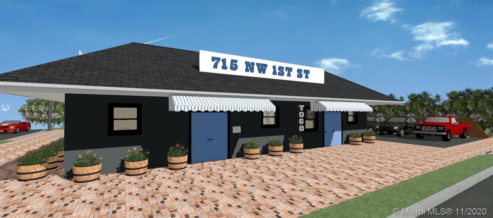 715 NW 1st St, Dania Beach, FL 33004