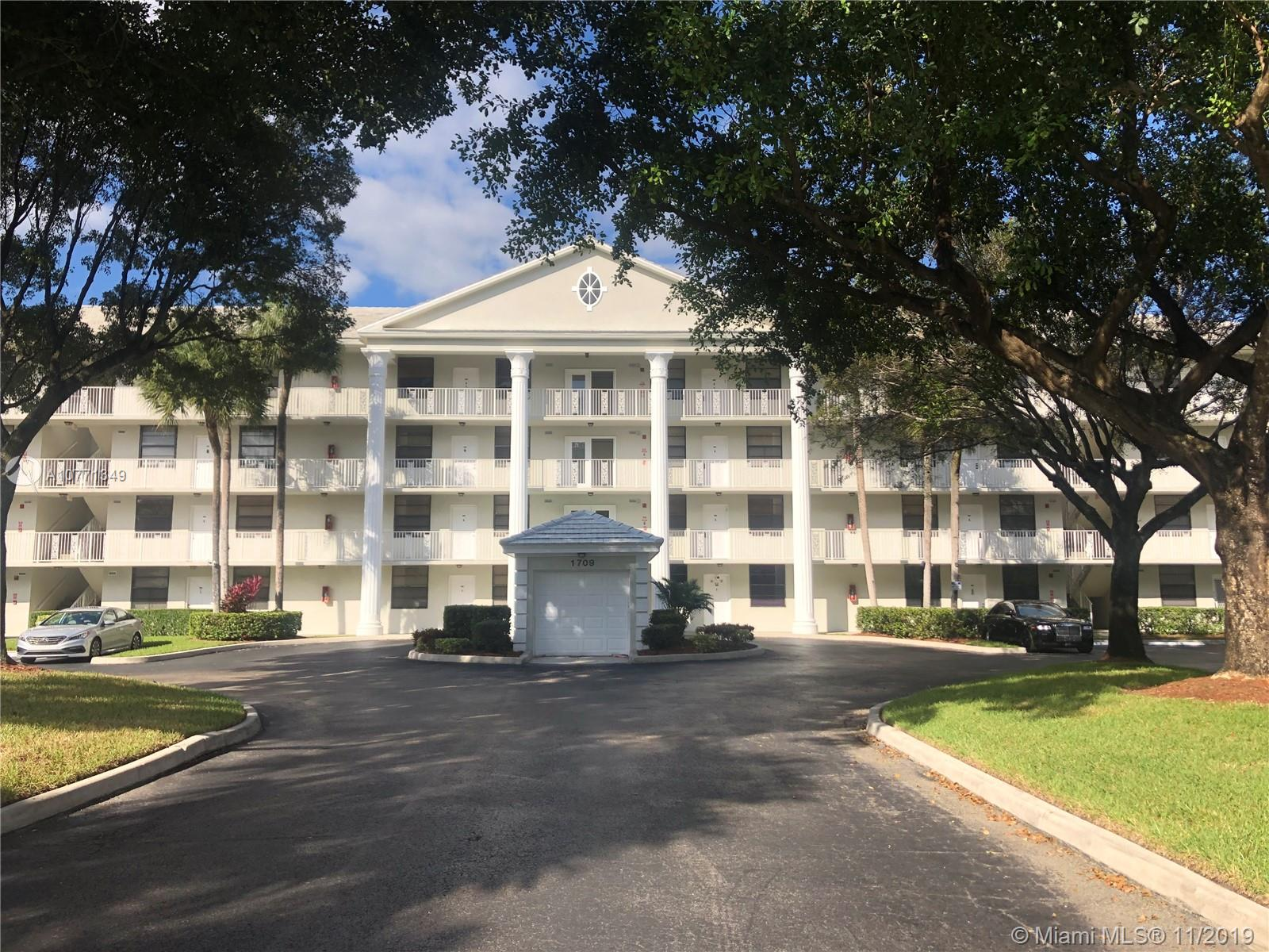 1709  Whitehall Dr #303 For Sale A10771349, FL