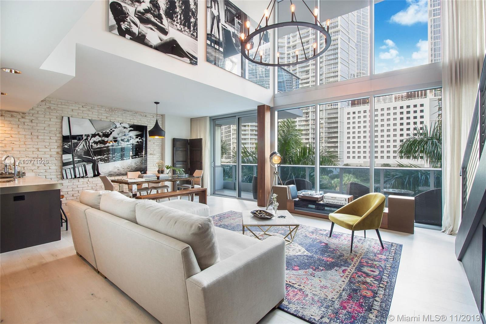 200  Biscayne Boulevard Way #306 For Sale A10771926, FL