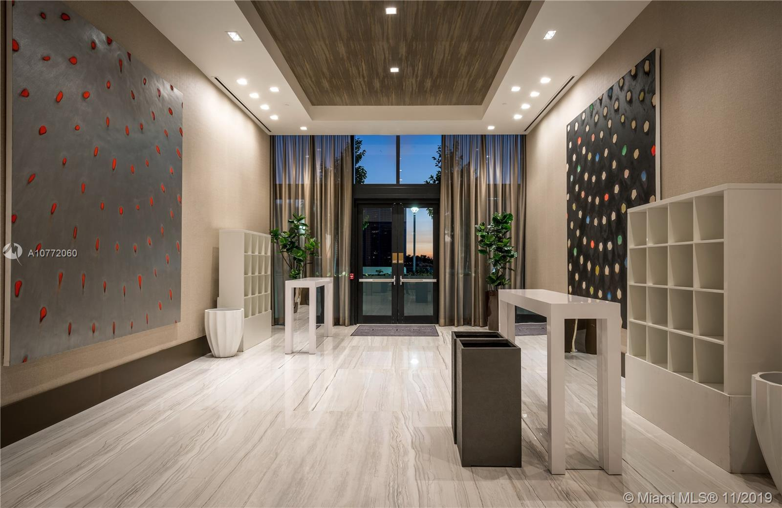 Beautiful corner unit!!! Glass on all three sides. Includes flooring, custom built in closets, dropped ceilings, window treatments, full developer warranty! Amenities include: private gatehouse entry, full time concierge, 10,000 sq/ft of gym/spa, ,marina, pier, 2 pools, restaurant, Wine Cellar, Cigar Room, Social Rooms, teenage room, Guest Suites, Caterers Kitchen with Private dining room and MORE!!!This is a developer owned unit. Extra parking, extra storage, private garages, marina slips, guest suites, hobby rooms are only available by purchasing through developer.Not available with resales unless they have already.We also have other residences available that are not listed.Many other advantages of purchasing direct.