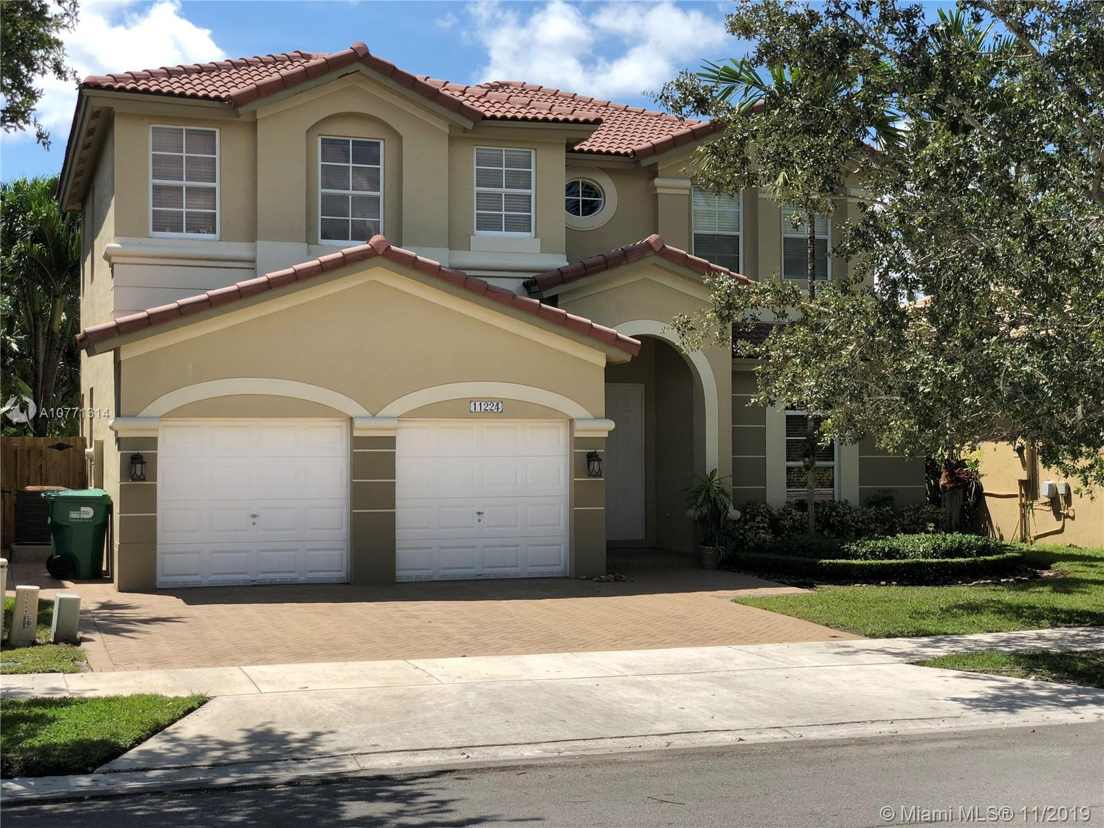 11224 N W 77th Ter  For Sale A10771314, FL
