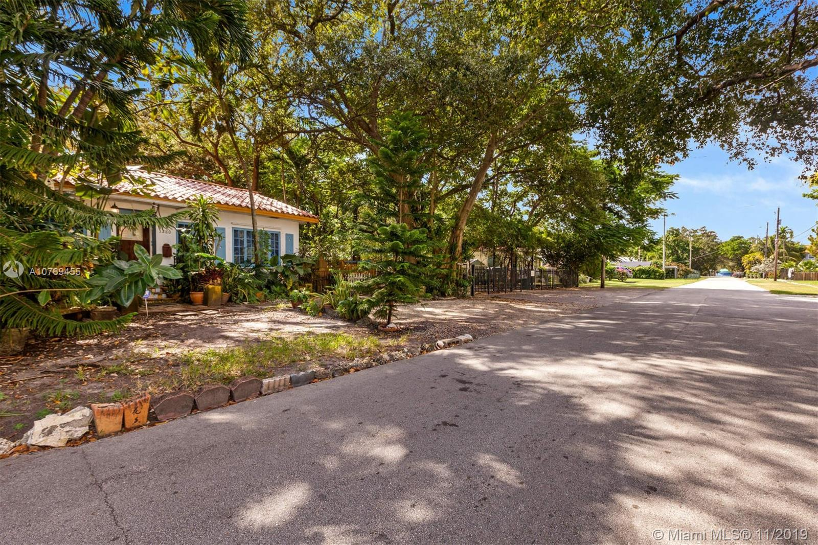 Unique opportunity to develop and build the home you have always imagined. Situated in the heart of Coconut Grove, you have the chance to remodel or build a new home to your preferred specifications and needs. Located next to Heritage Garden allows for ultimate privacy with no neighbors on the right side of the property. The neighborhood consists of newly built million dollar homes, top performing schools, fine dining, shops, movie theater and Marinas. Ideal location, close to Brickell, downtown Miami, Coral Gables, Wynwood, Miami Beach and Miami International Airport.