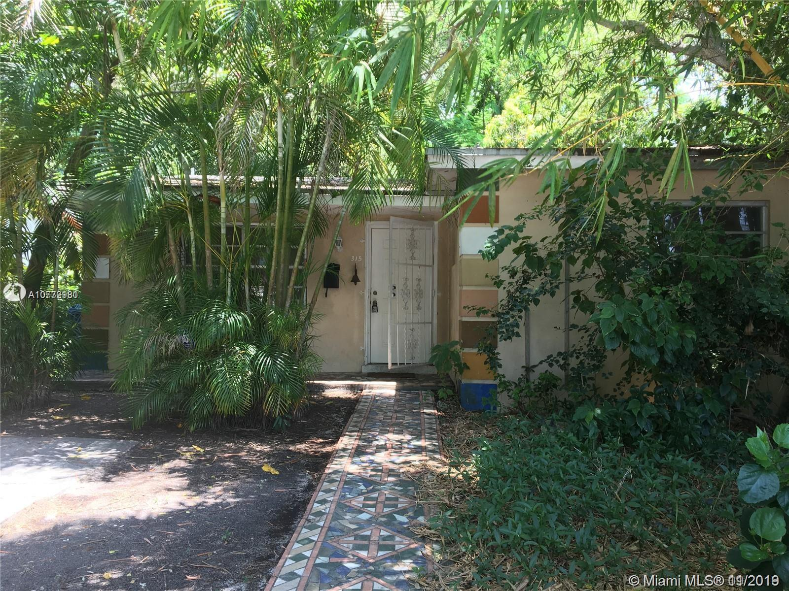 315 NW 51st St  For Sale A10772180, FL