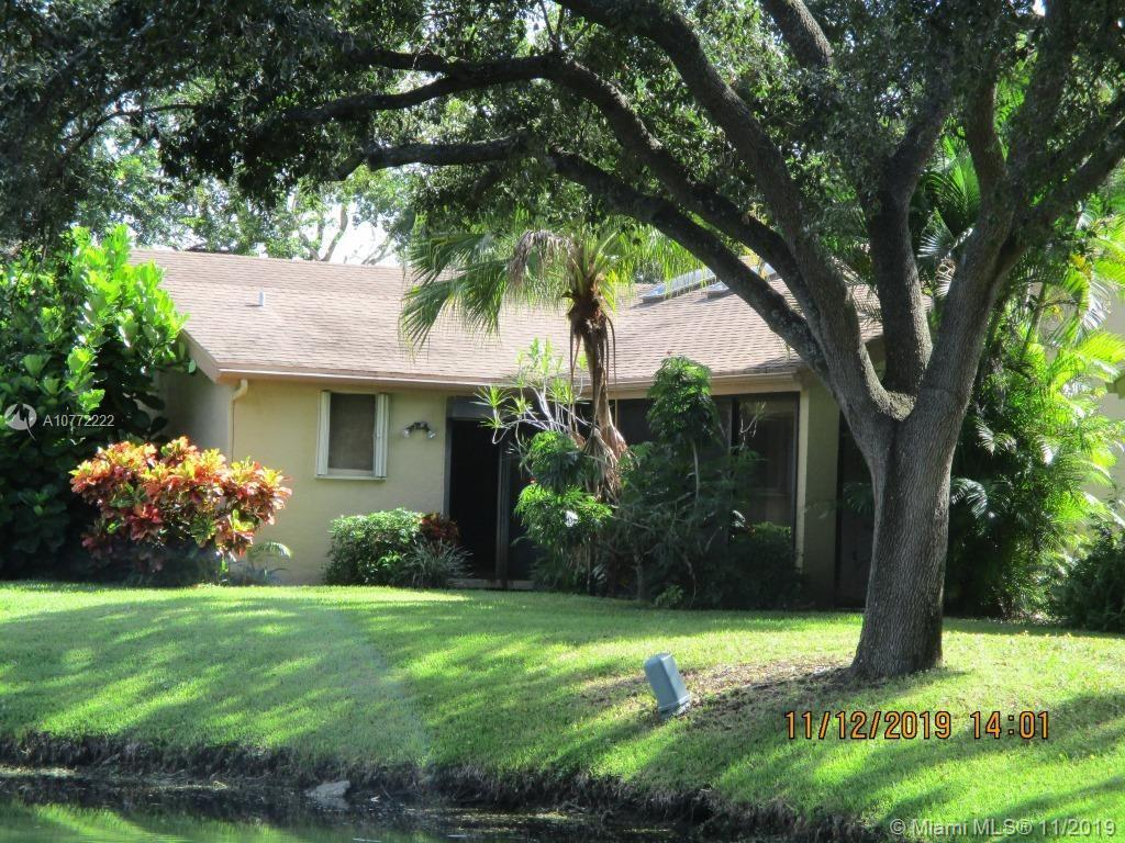 Don't miss this opportunity to own this charming 2BR/2BA/1CG home with a water view and large Florida room, perfect for relaxing. Located near shopping, restaurants, entertainment, yet the neighborhood feels private and secluded. This is a place where either end users or investors can make it their own. This property is a Reverse Mortgage Property and the transaction is governed by HUD Guidelines for offers, price reductions and repairs. The Seller does not pay for Owner's policy, transfer fees or recording fees. Utilities are not on at the property, as per HUD guidelines. MLS info deemed reliable but not guaranteed and should be verified.