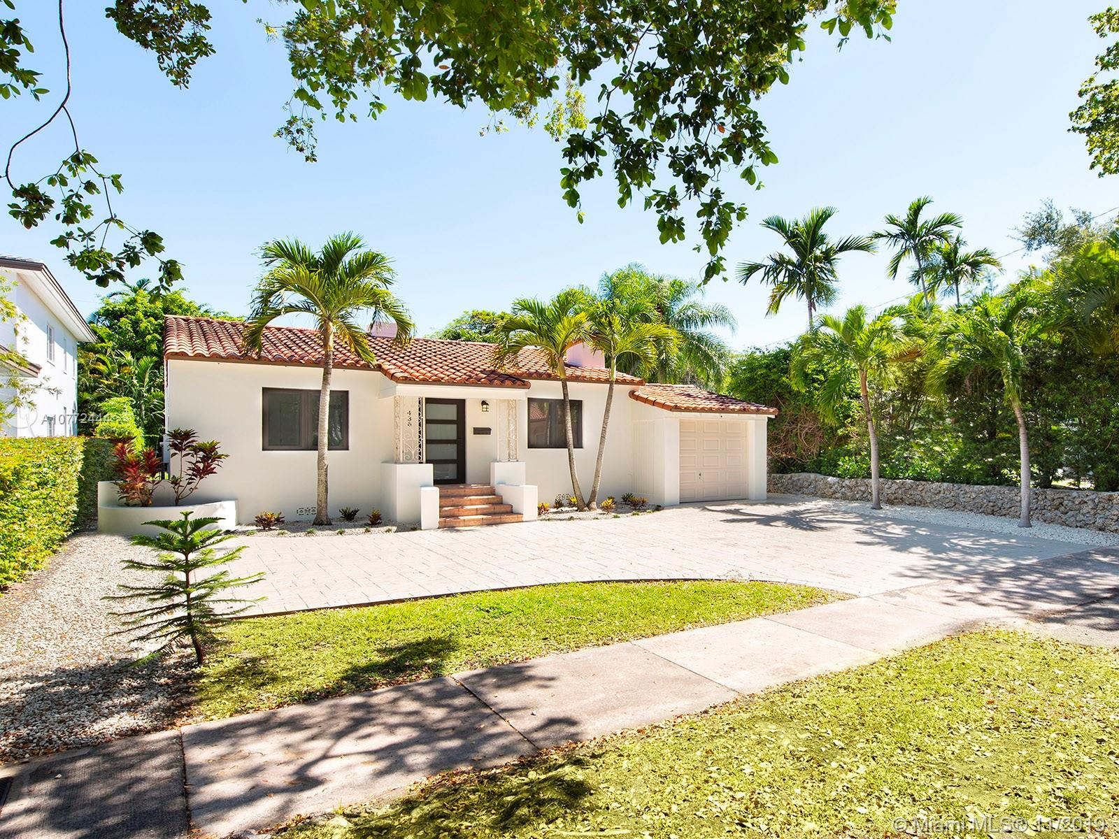 436  Madeira Ave  For Sale A10772444, FL