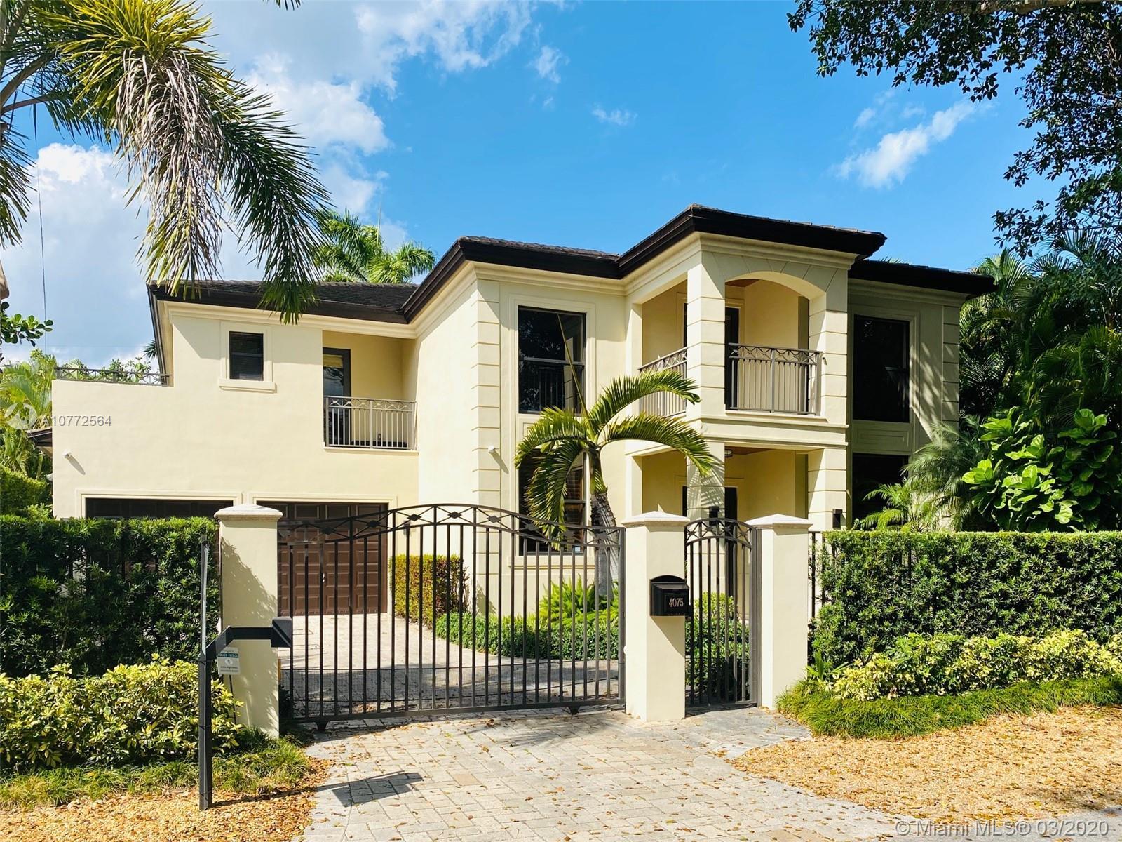 4075  Bonita Ave  For Sale A10772564, FL