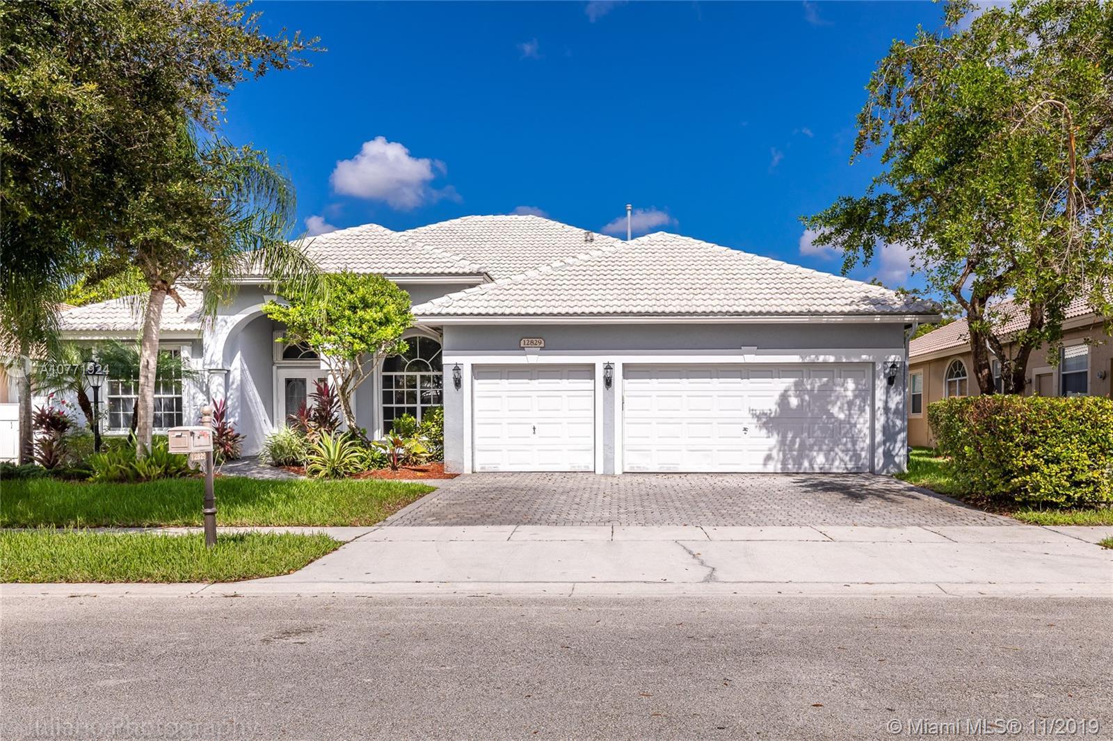 12829 NW 23rd St, Pembroke Pines, FL 33028