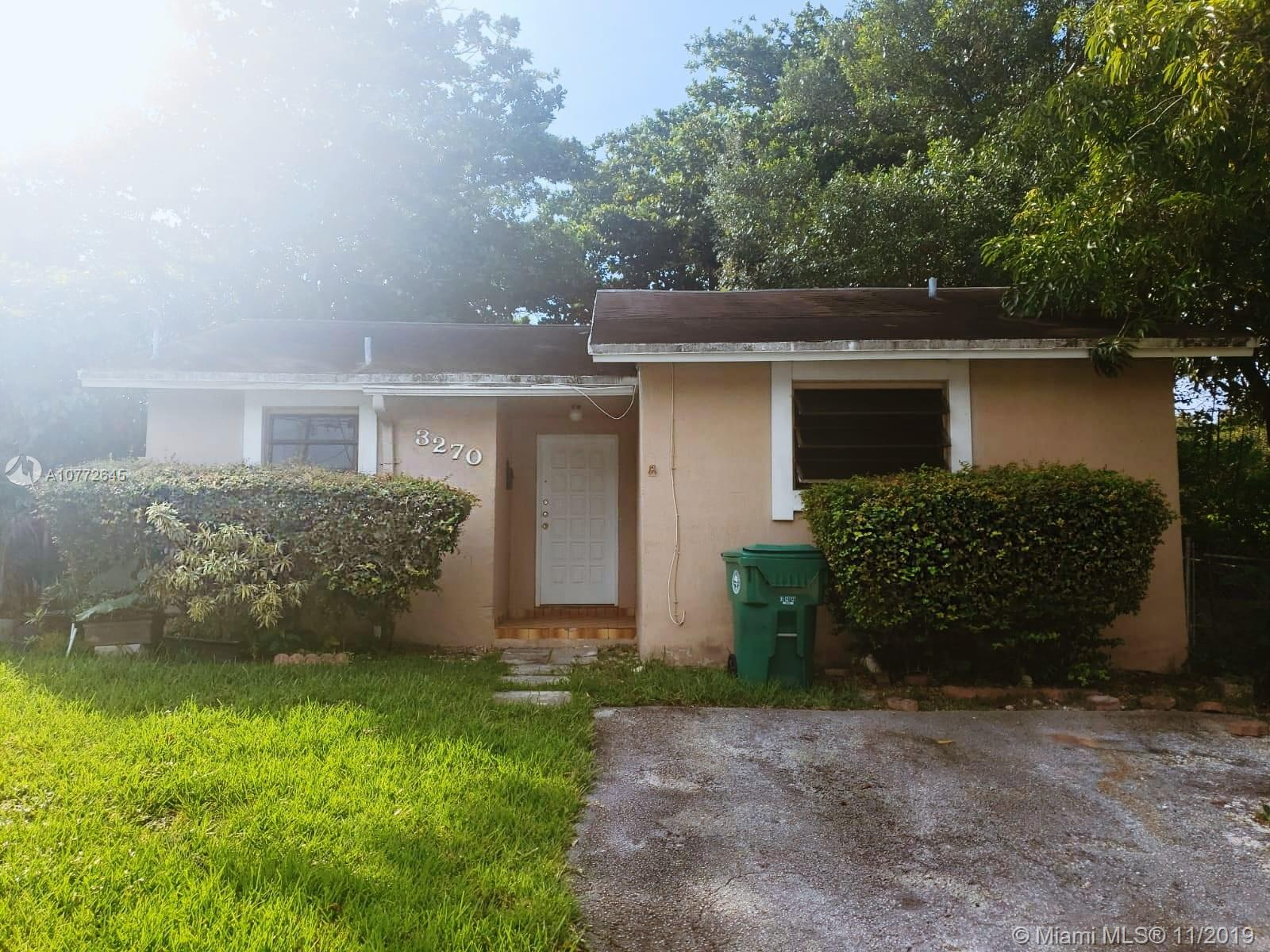 3270  William Ave  For Sale A10772645, FL