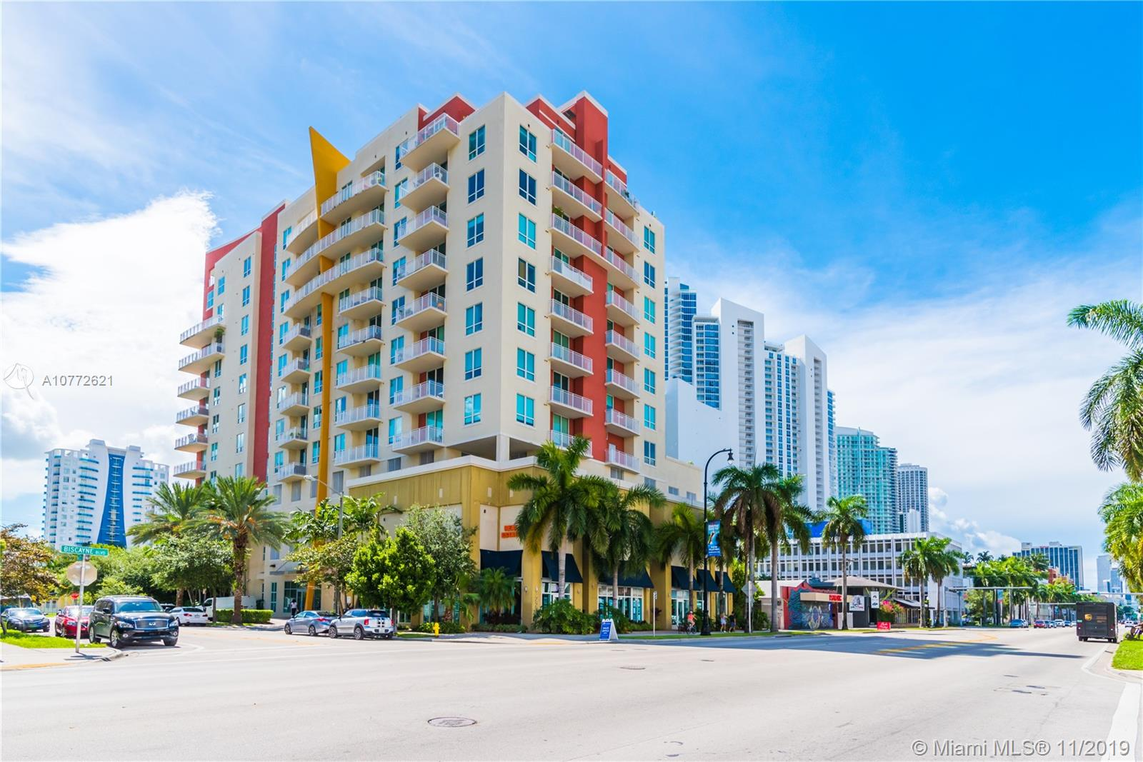 2275  Biscayne Blvd #904 For Sale A10772621, FL