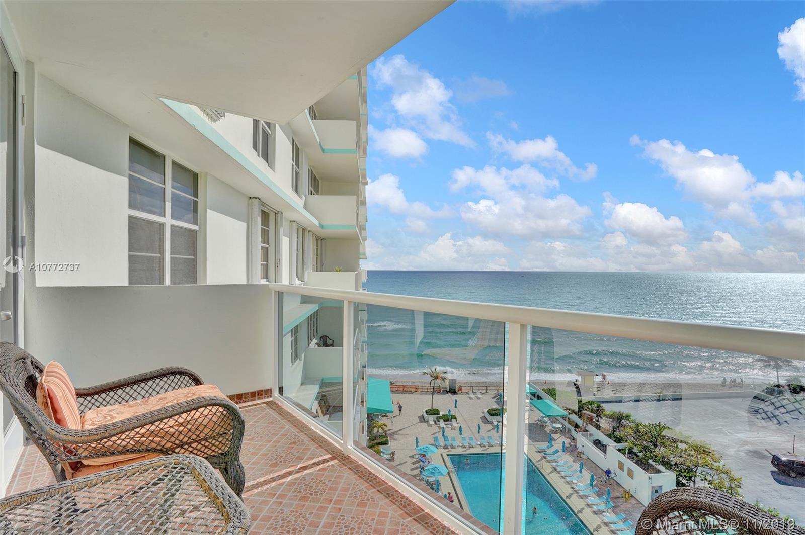 3725 S Ocean Dr #910 For Sale A10772737, FL