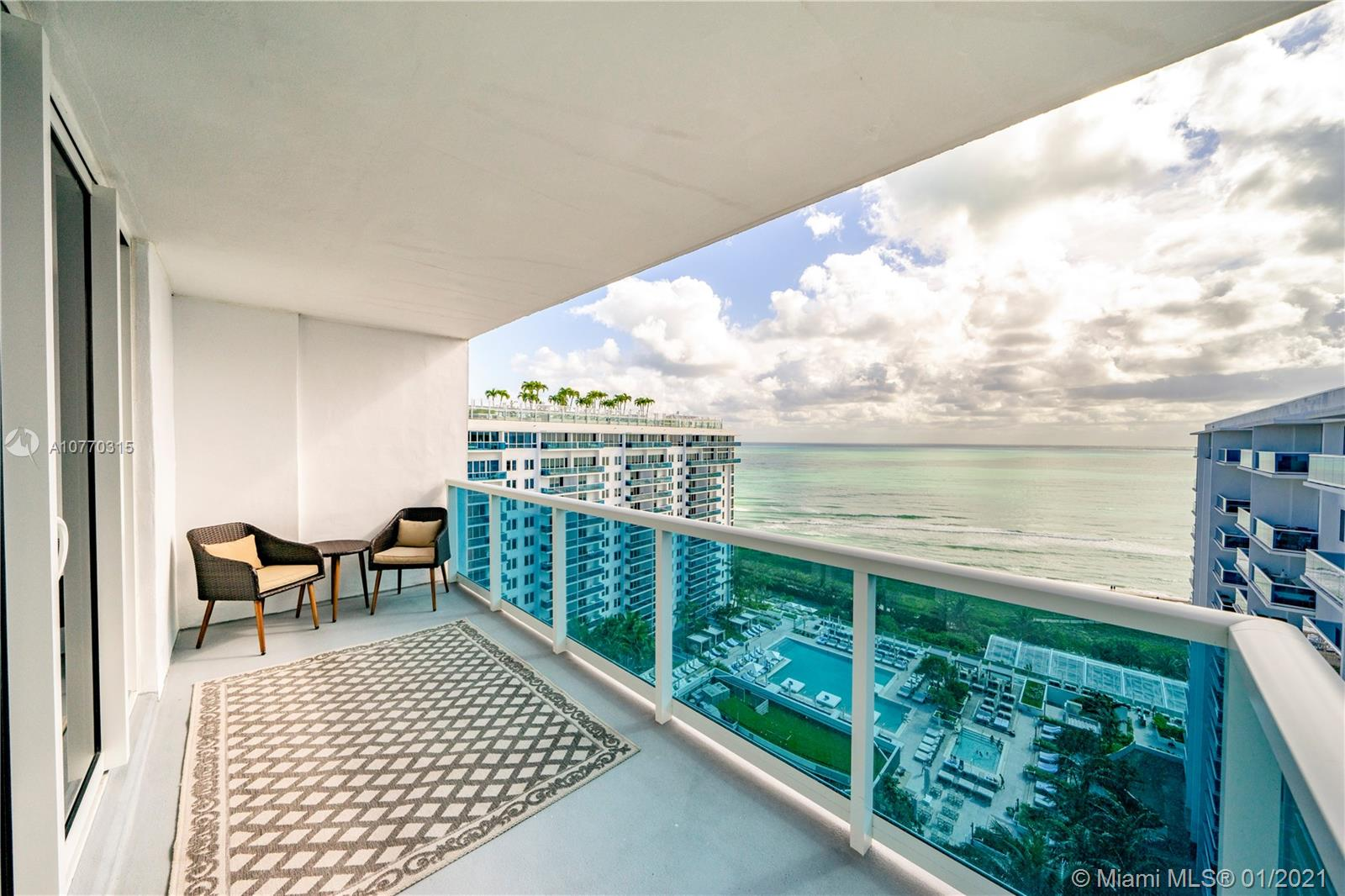2301  Collins Ave #PH19 For Sale A10770315, FL