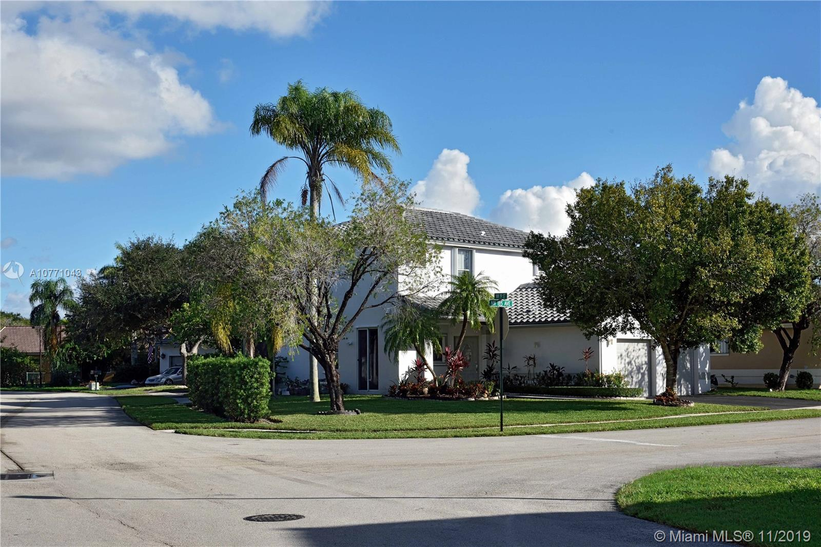 1861 NW 185th Ave  For Sale A10771043, FL
