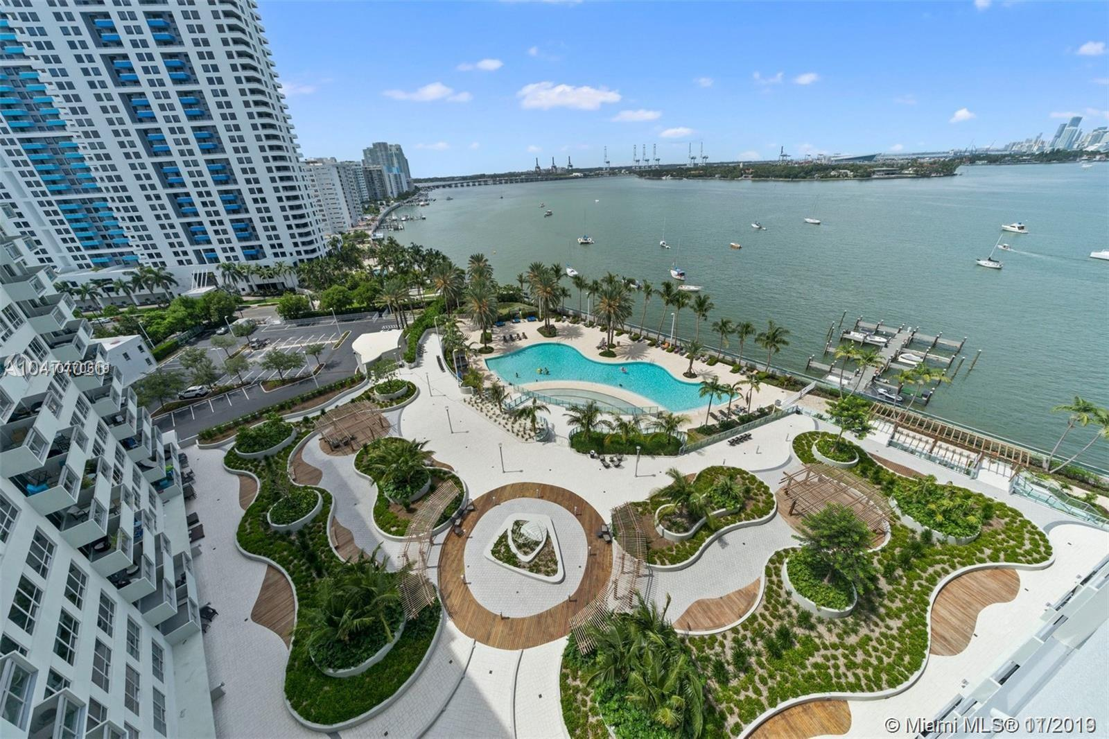 1500  Bay Rd #606S For Sale A10770519, FL