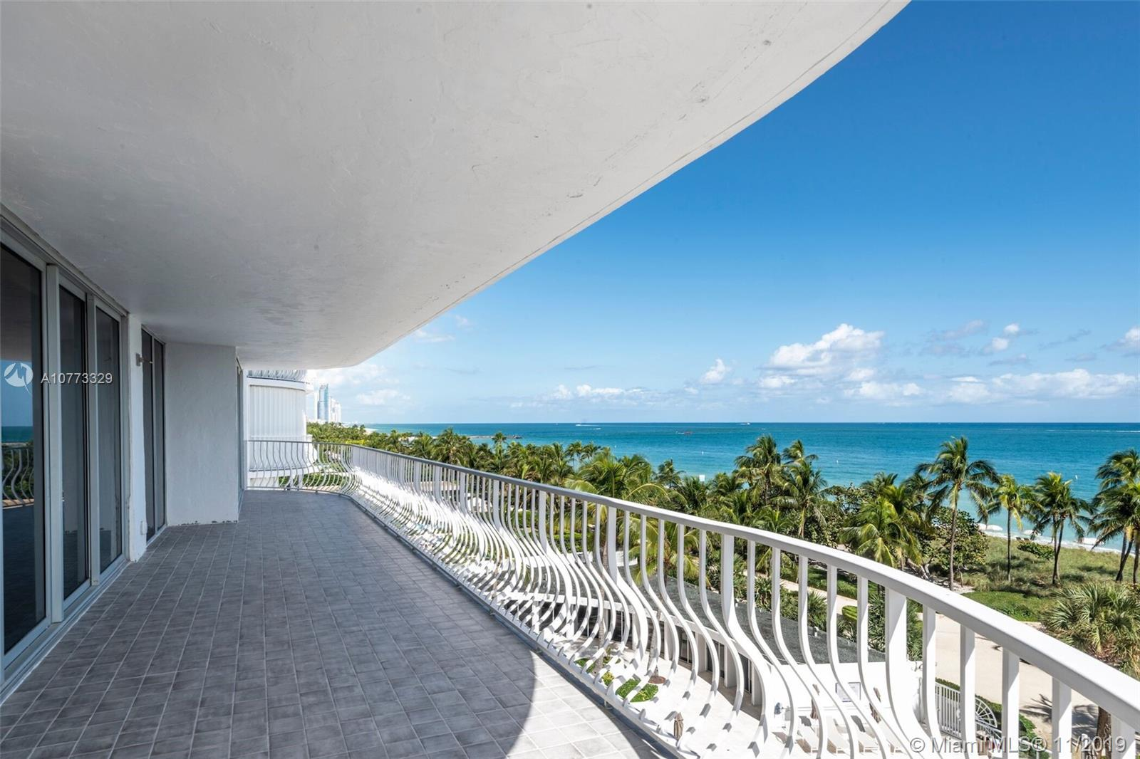10155  Collins Ave #501 For Sale A10773329, FL