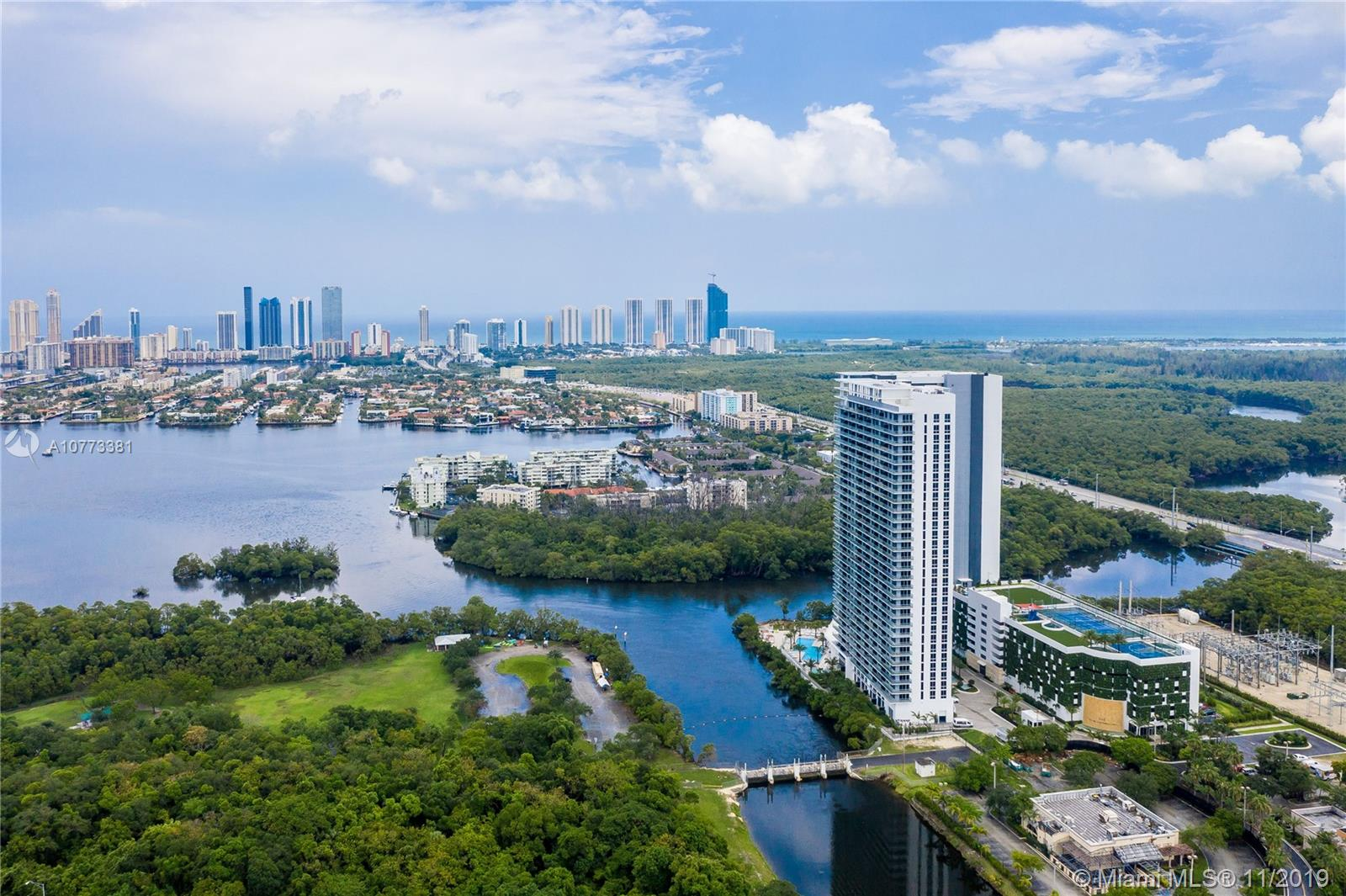 16385  Biscayne Blvd #2007 For Sale A10773381, FL