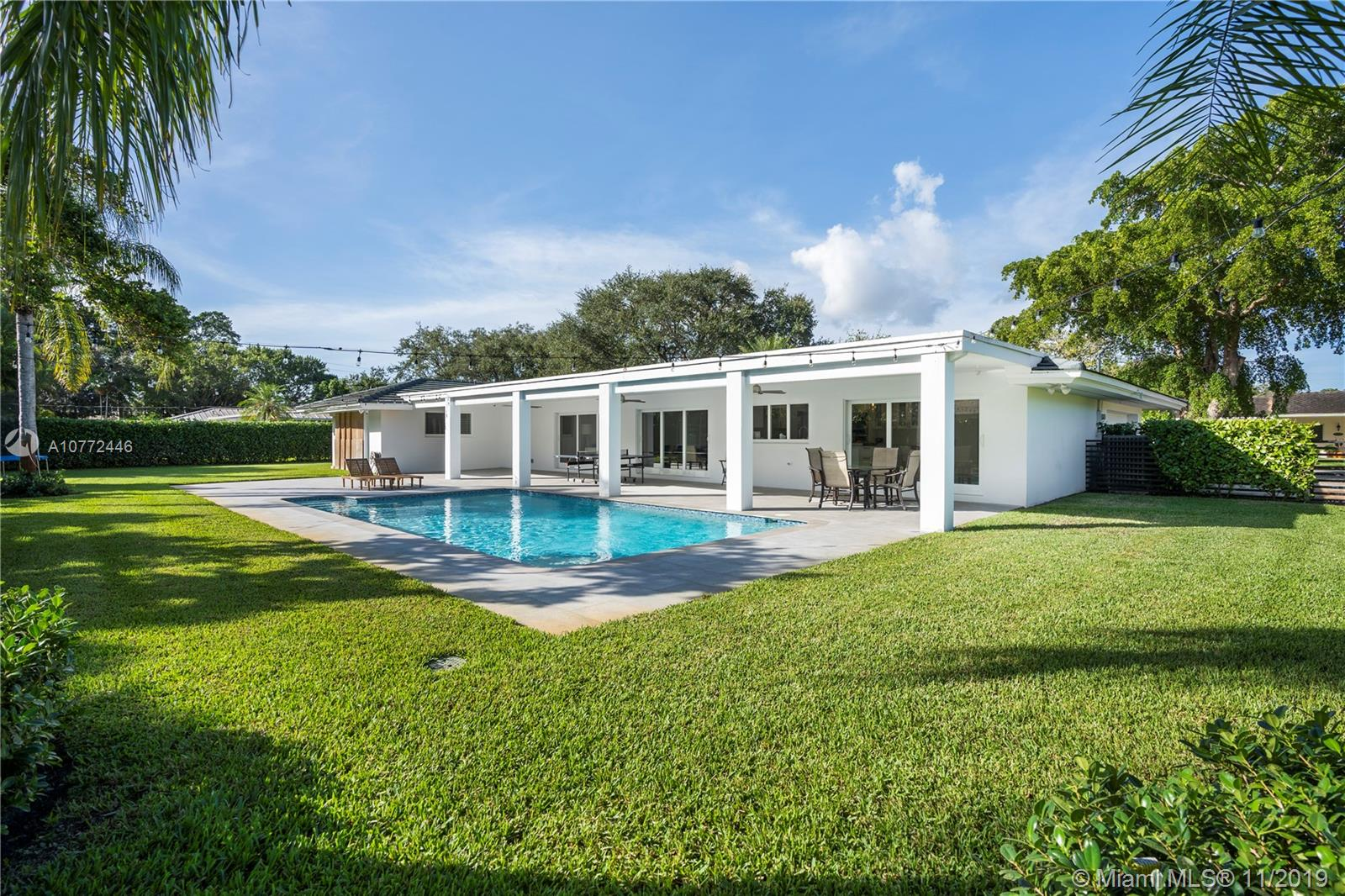 11105 SW 73rd Ave  For Sale A10772446, FL