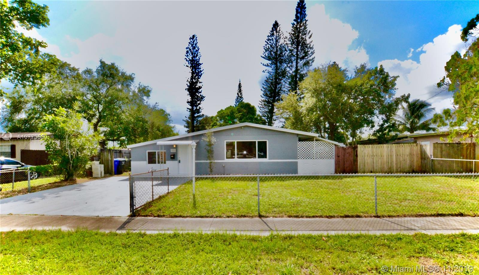 7020  Fillmore St  For Sale A10773530, FL
