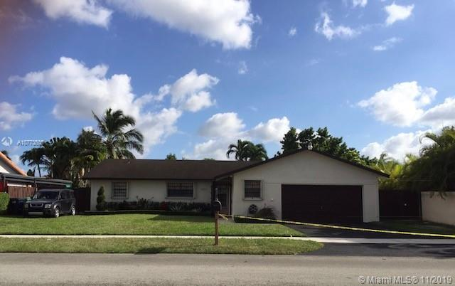 13234 SW 46th Ter  For Sale A10773535, FL
