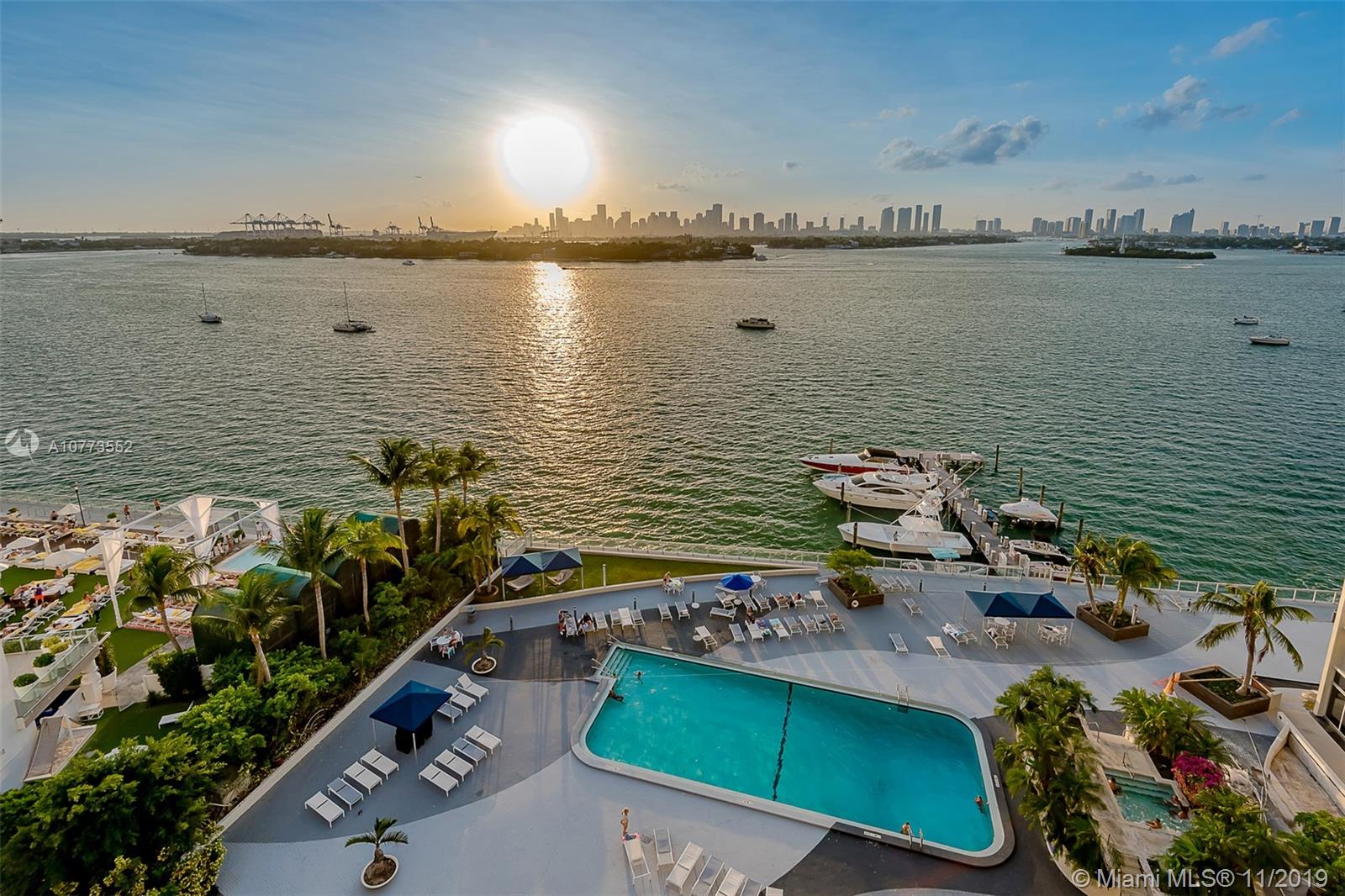 1200  West Ave #1105 For Sale A10773552, FL
