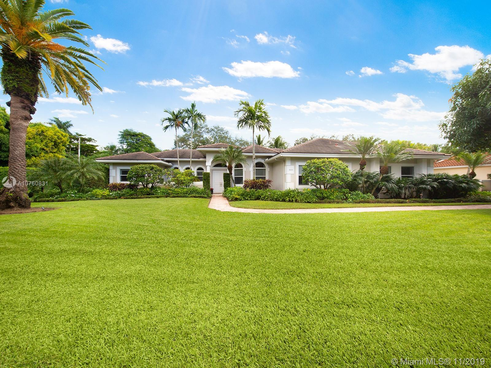 9405 SW 68th Ct  For Sale A10760831, FL