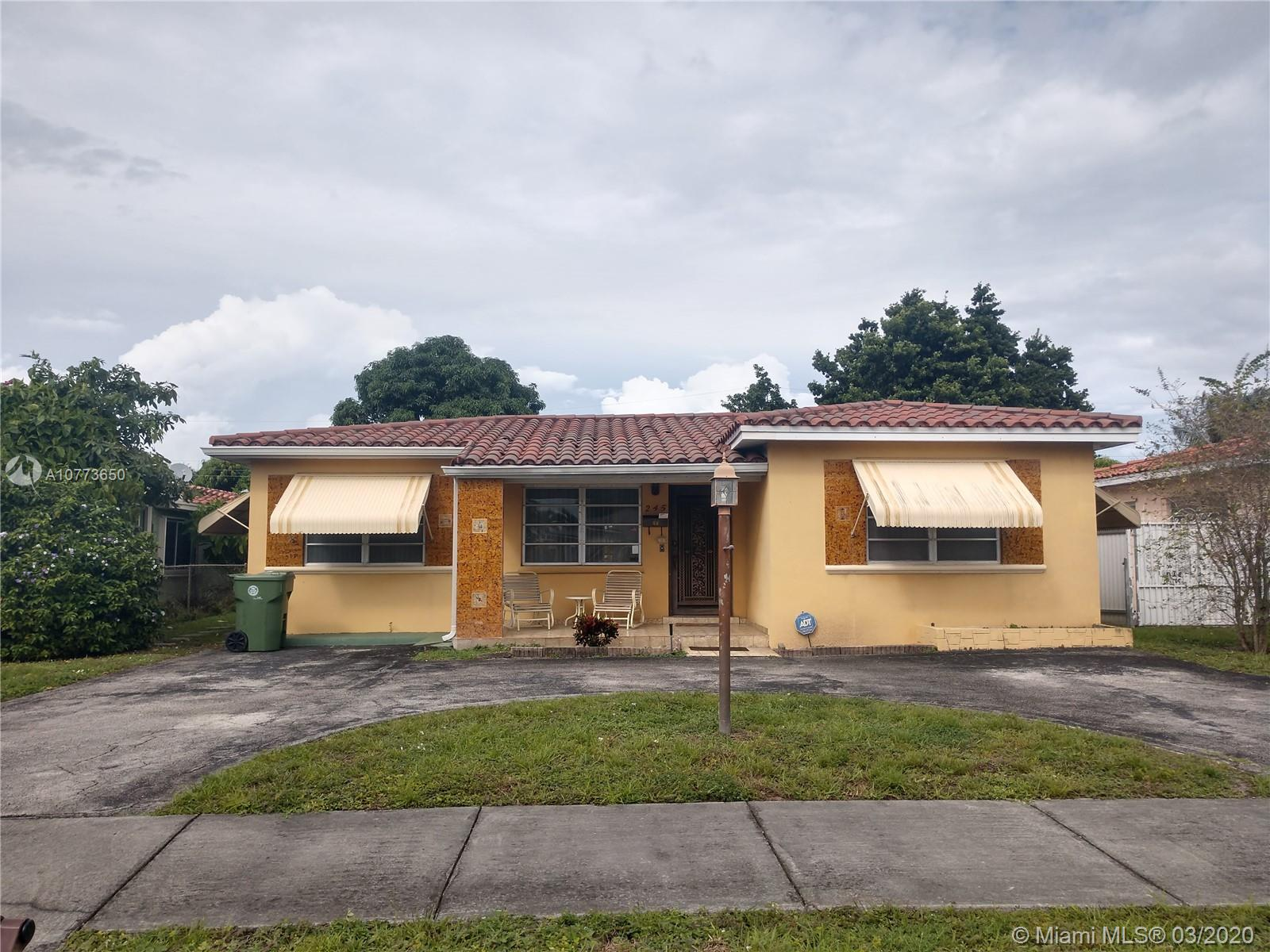 245 W 30th St  For Sale A10773650, FL