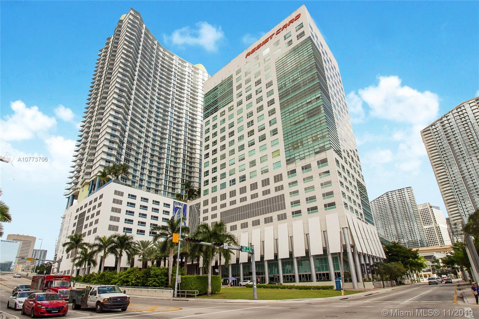 175 S W 7th St #1212 For Sale A10773706, FL