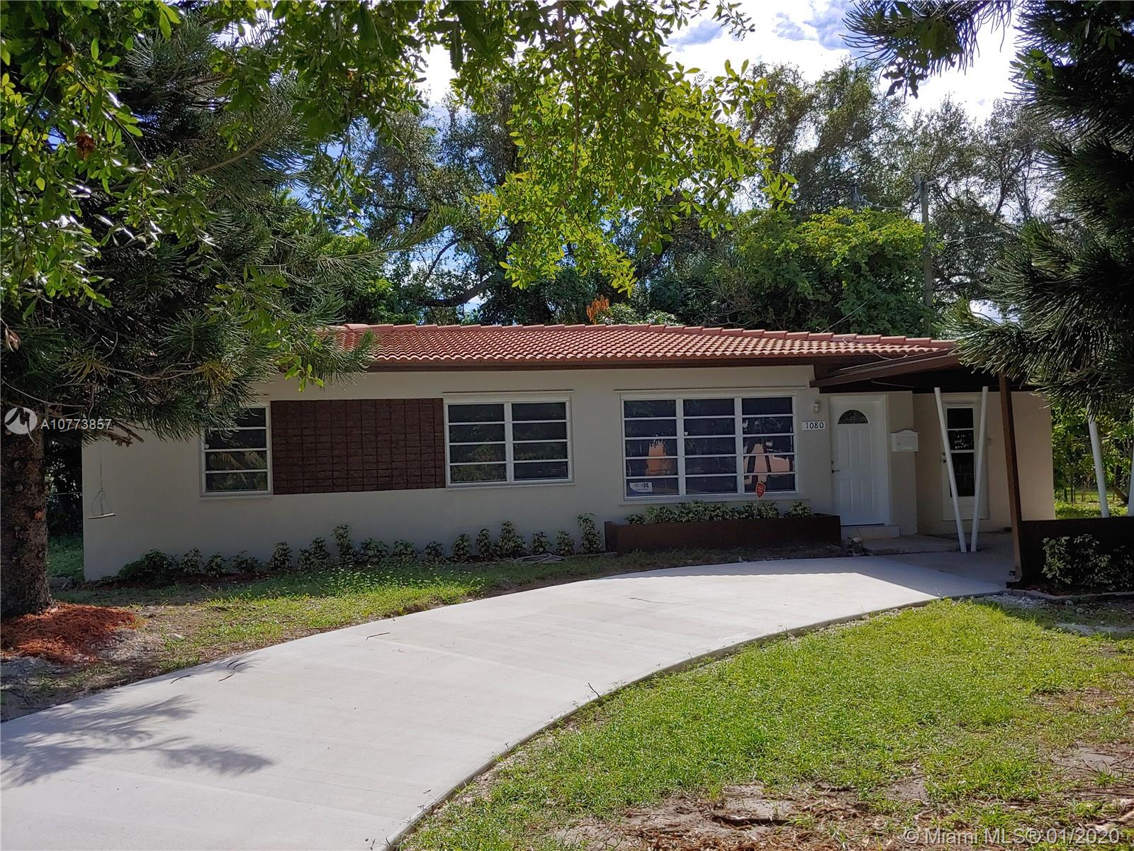 1080 N E 150th St  For Sale A10773857, FL