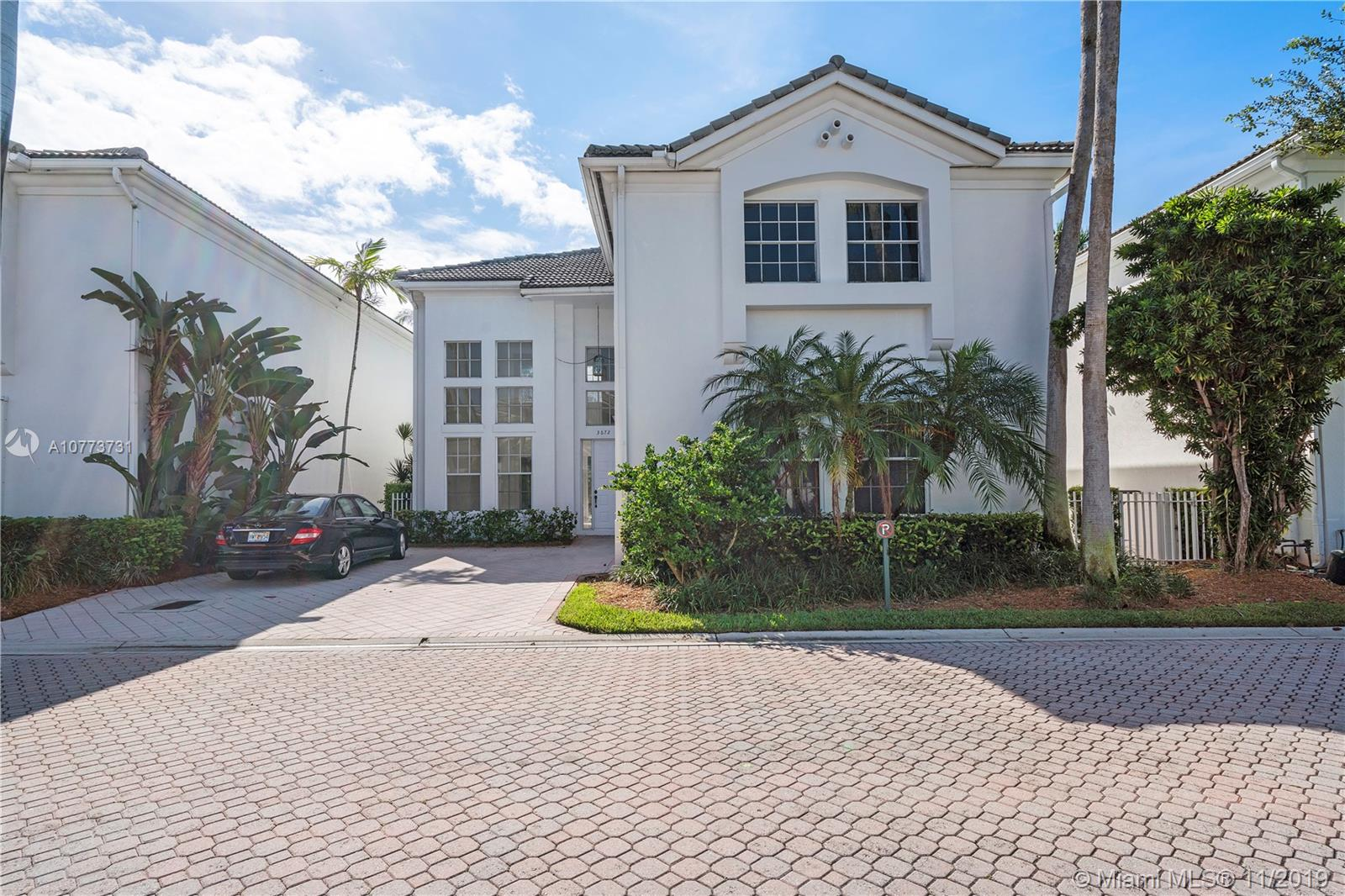 """Great Opportunity to own in Country Club Estates. This is the most affordable home in the neighborhood! This 3 bedrooms 2.5 Bathroom residence offers a lovely floor plan, marble and hardwood floors, high ceilings, beautiful natural light, a 2 car garage, private pool and so much more. Country Club Estates is perfectly located in the heart of Aventura. You can walk """"the circle"""", you are close to the beach, fine dining, world class shopping, A+ schools and easy access to International Airports!"""