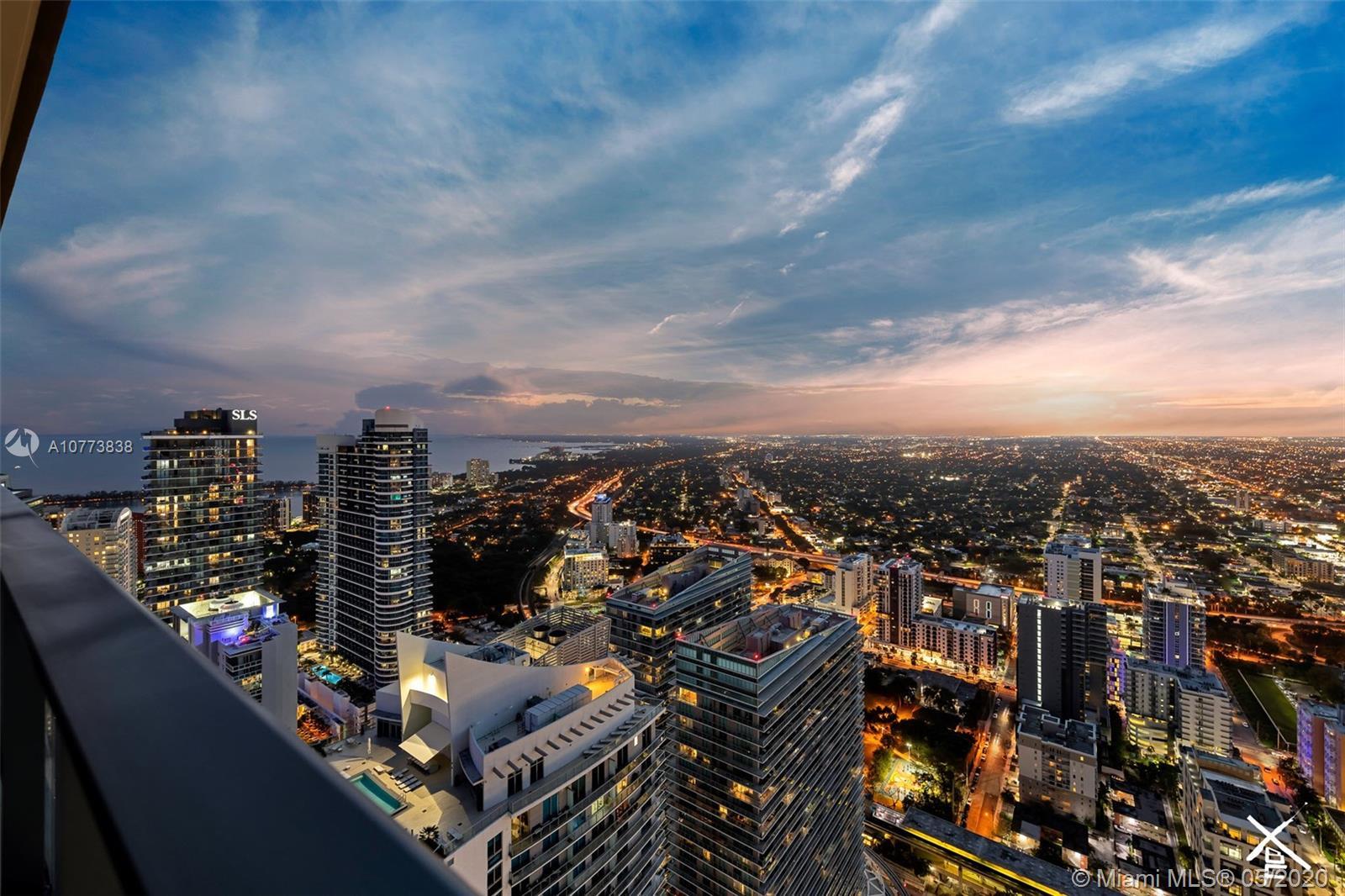 1000  Brickell Plaza #5604 For Sale A10773838, FL