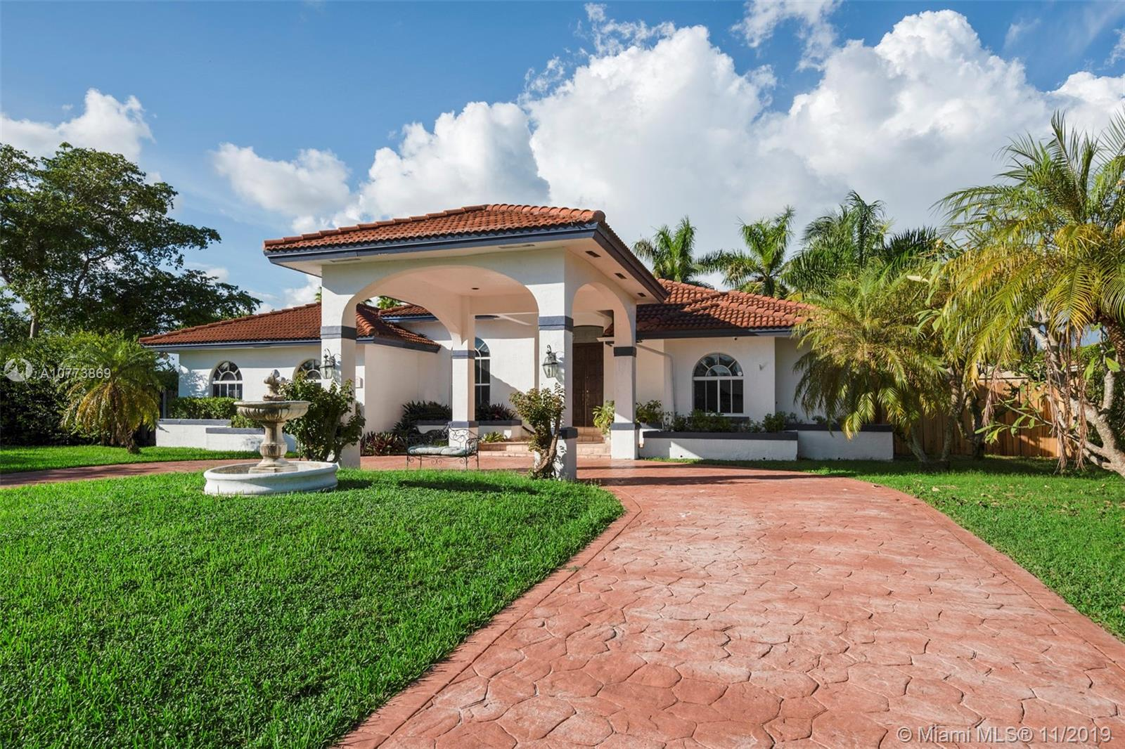 12681 SW 78th St  For Sale A10773869, FL