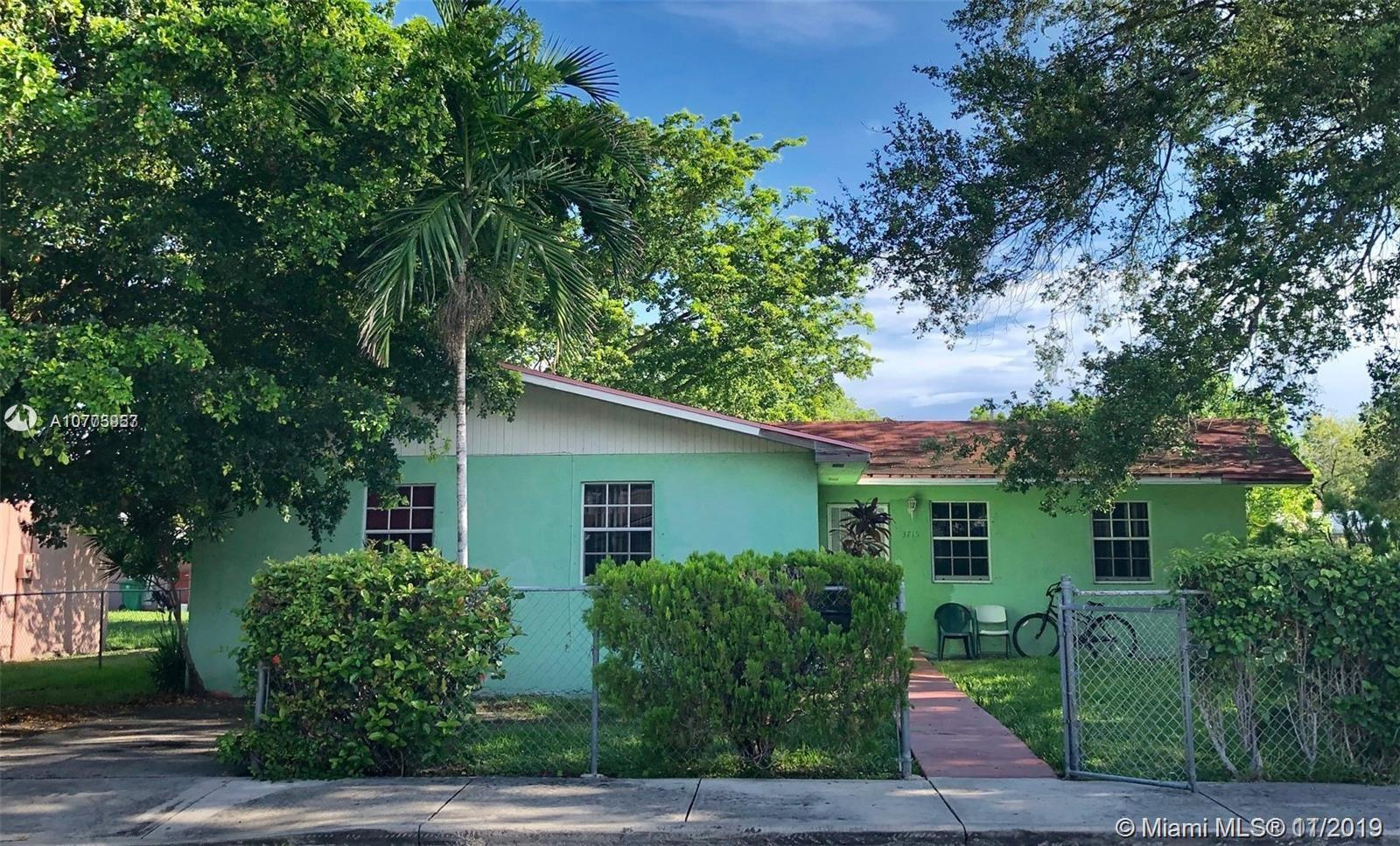 3715  Oak Ave  For Sale A10773957, FL