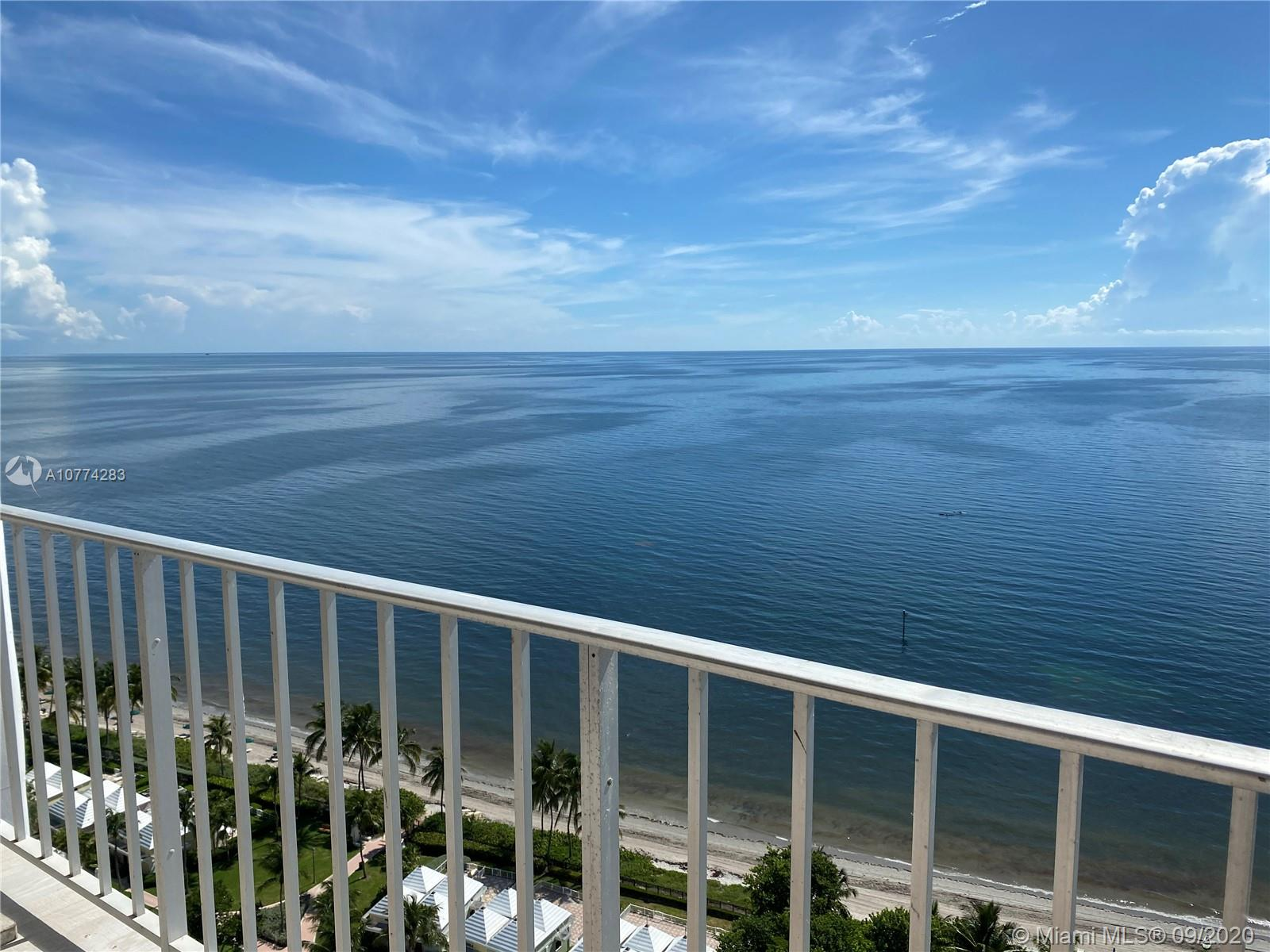 881  OCEAN DR #22F For Sale A10774283, FL